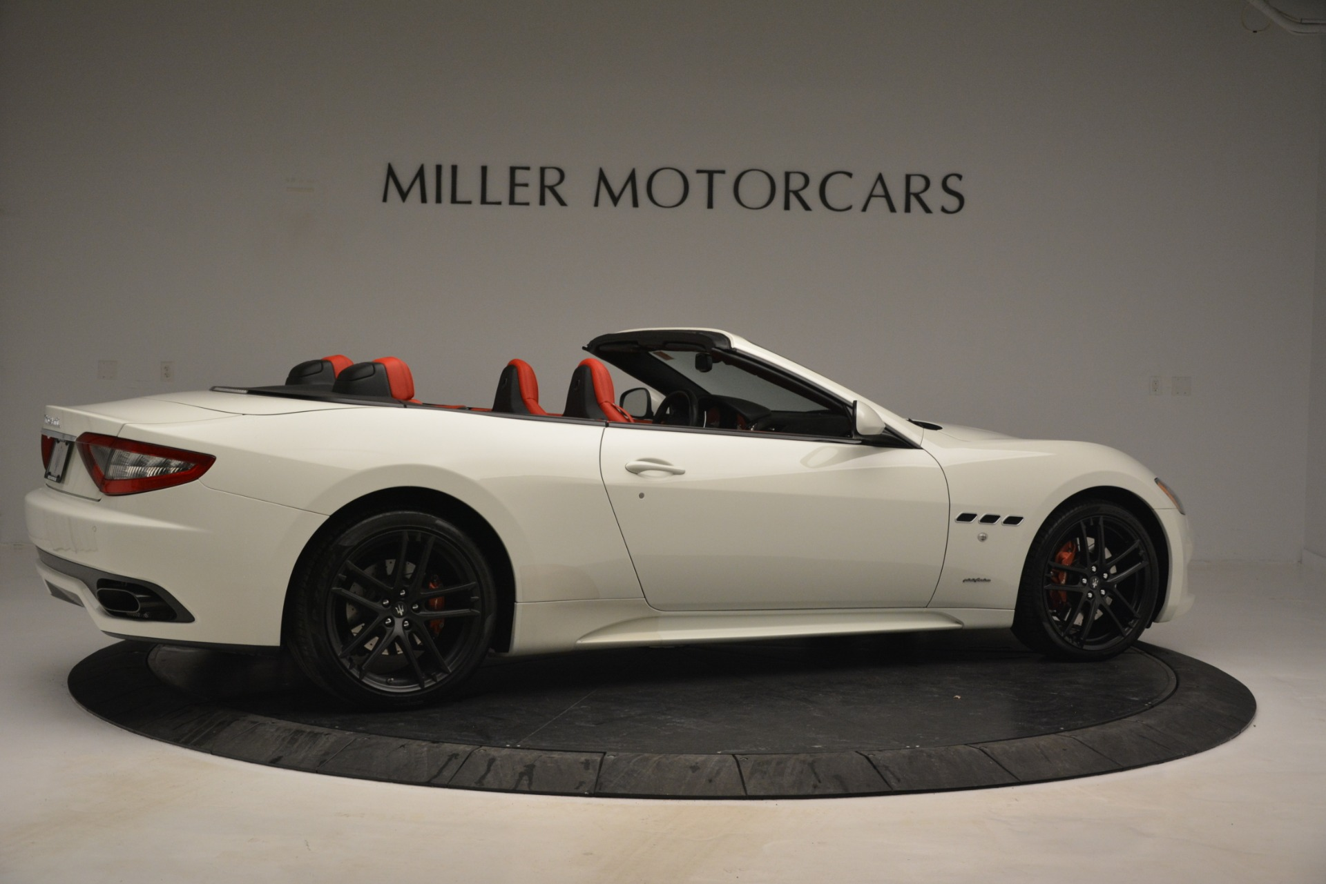 Used 2017 Maserati GranTurismo Sport For Sale In Greenwich, CT 2962_p8