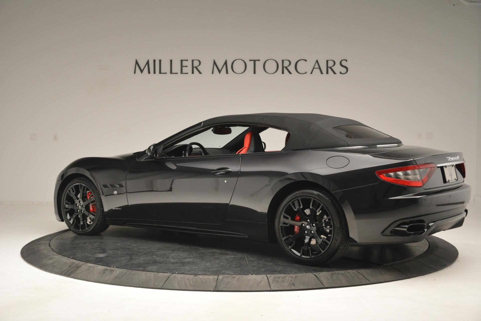 Used 2015 Maserati GranTurismo Sport For Sale In Greenwich, CT 2963_p16