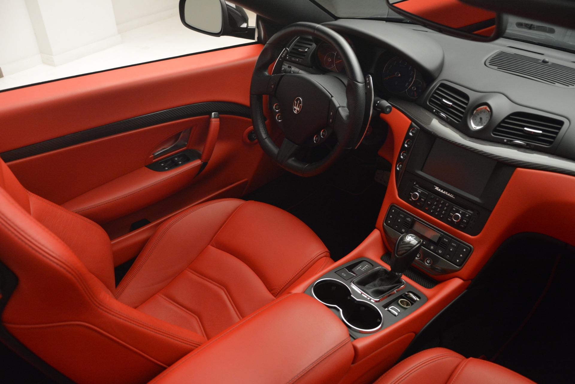 Used 2015 Maserati GranTurismo Sport For Sale In Greenwich, CT 2963_p27