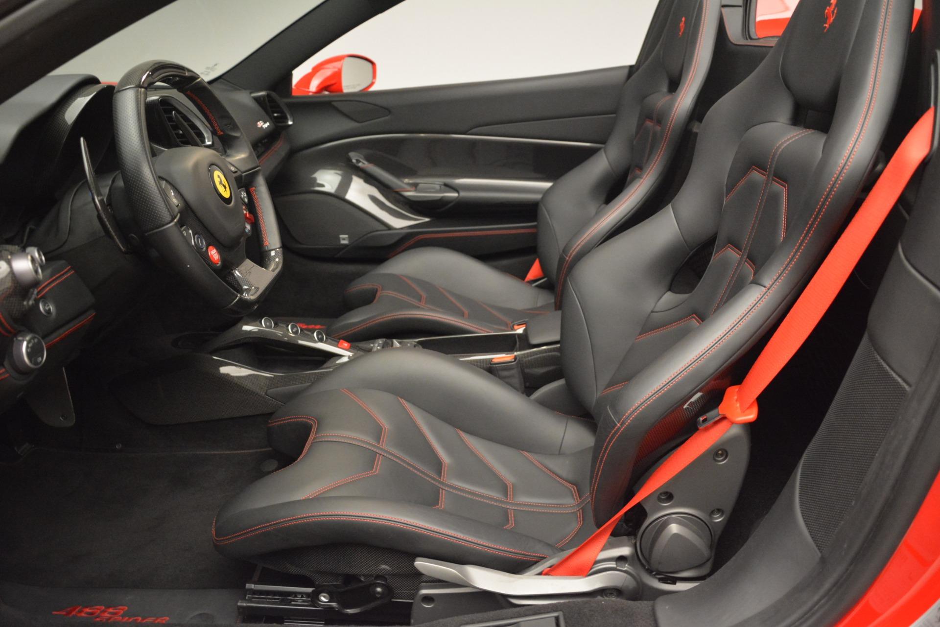 Used 2017 Ferrari 488 Spider  For Sale In Greenwich, CT 2965_p26