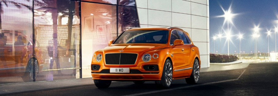 New 2020 Bentley Bentayga Speed For Sale In Greenwich, CT 2966_p2