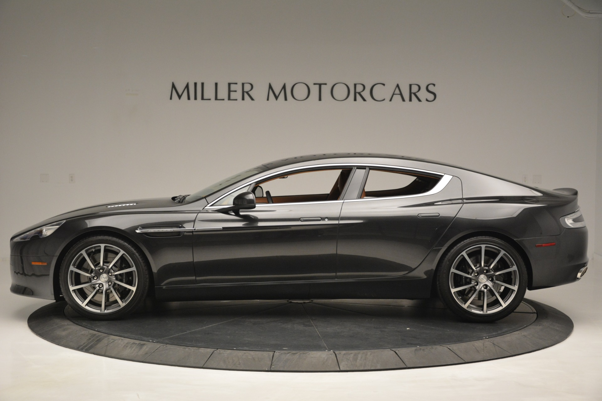 Used 2016 Aston Martin Rapide S  For Sale In Greenwich, CT 2967_p3