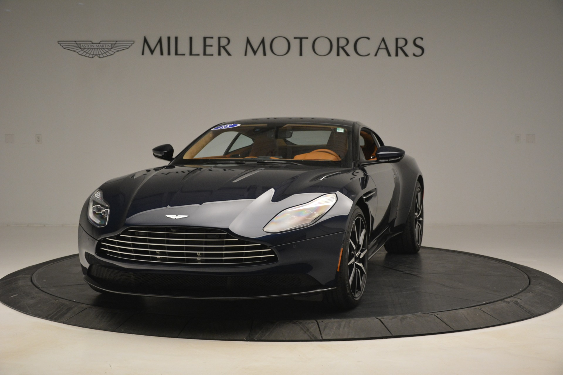 Used 2018 Aston Martin DB11 V12 Coupe For Sale In Greenwich, CT 2969_main