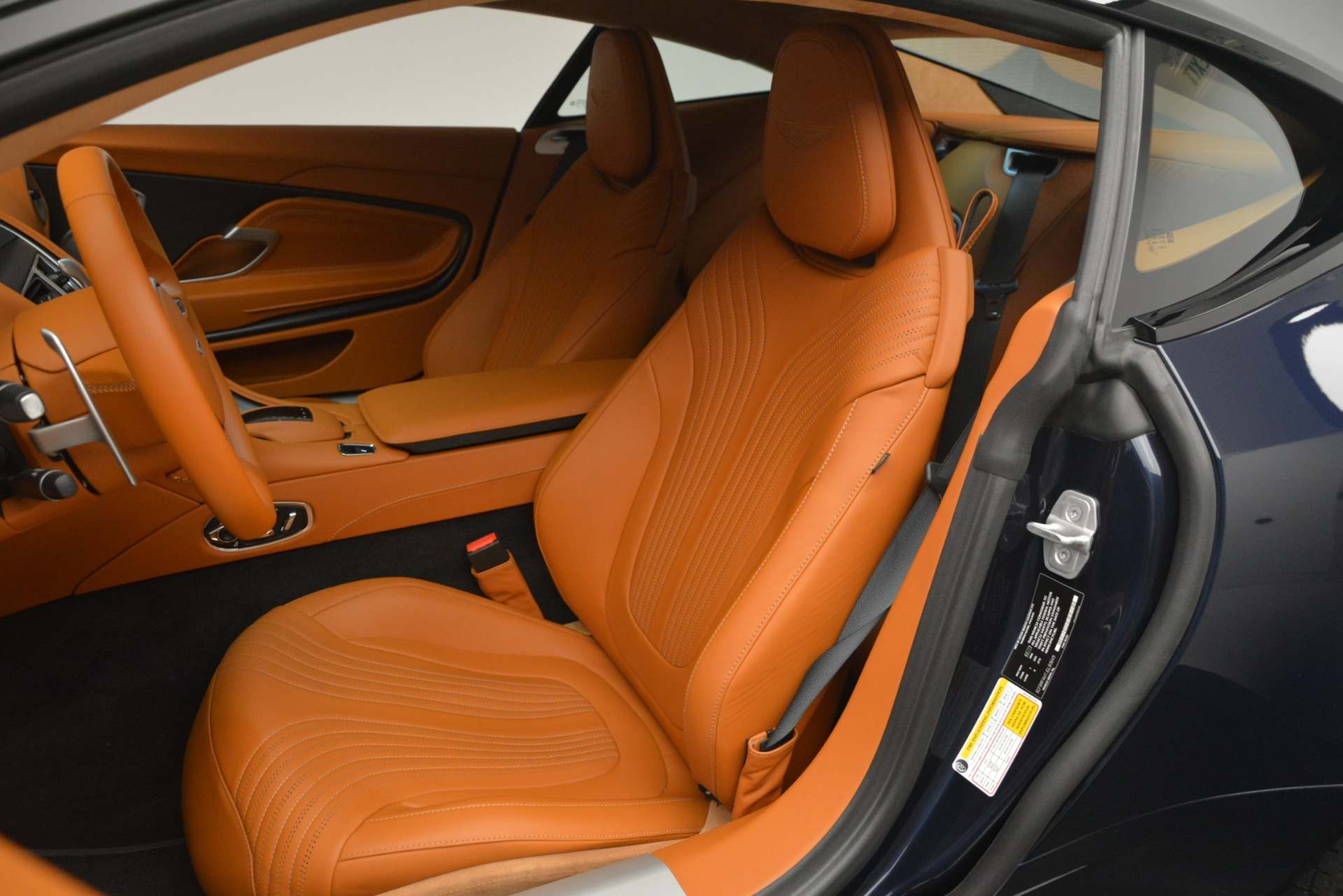 Used 2018 Aston Martin DB11 V12 Coupe For Sale In Greenwich, CT 2969_p16