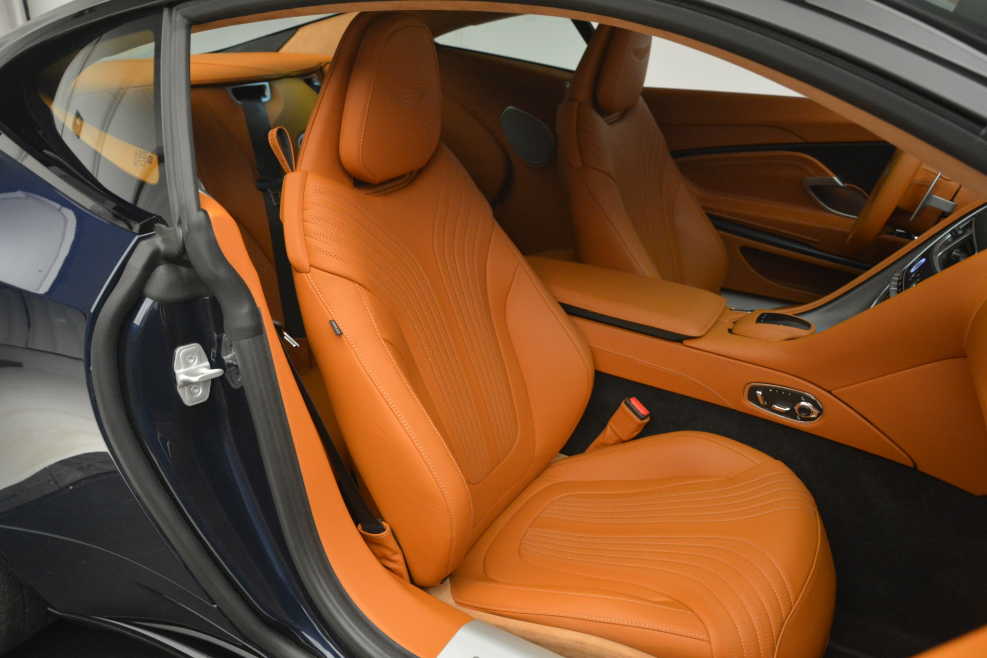 Used 2018 Aston Martin DB11 V12 Coupe For Sale In Greenwich, CT 2969_p22