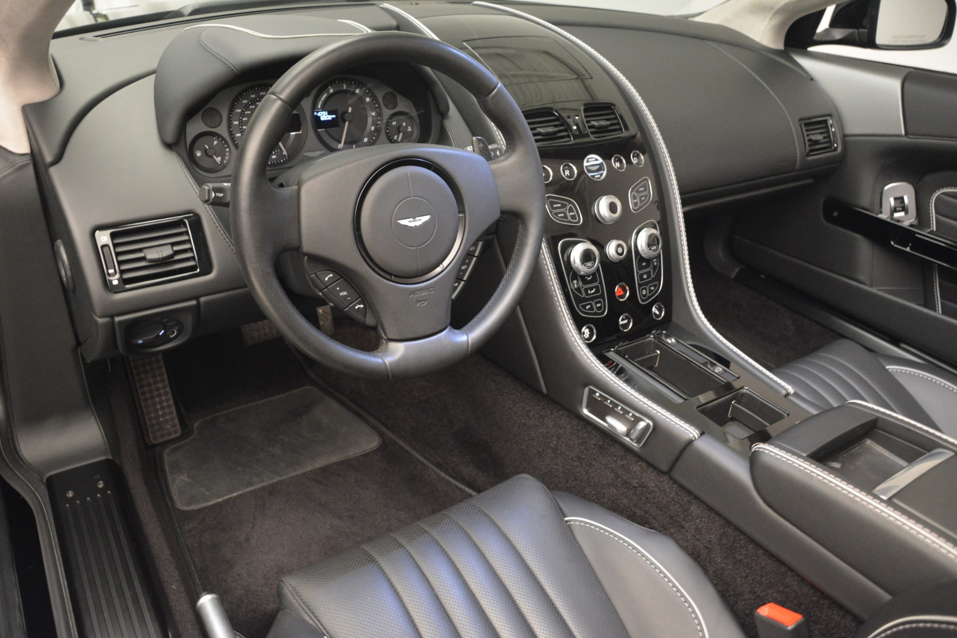 Used 2016 Aston Martin DB9 Convertible For Sale In Greenwich, CT 2971_p14