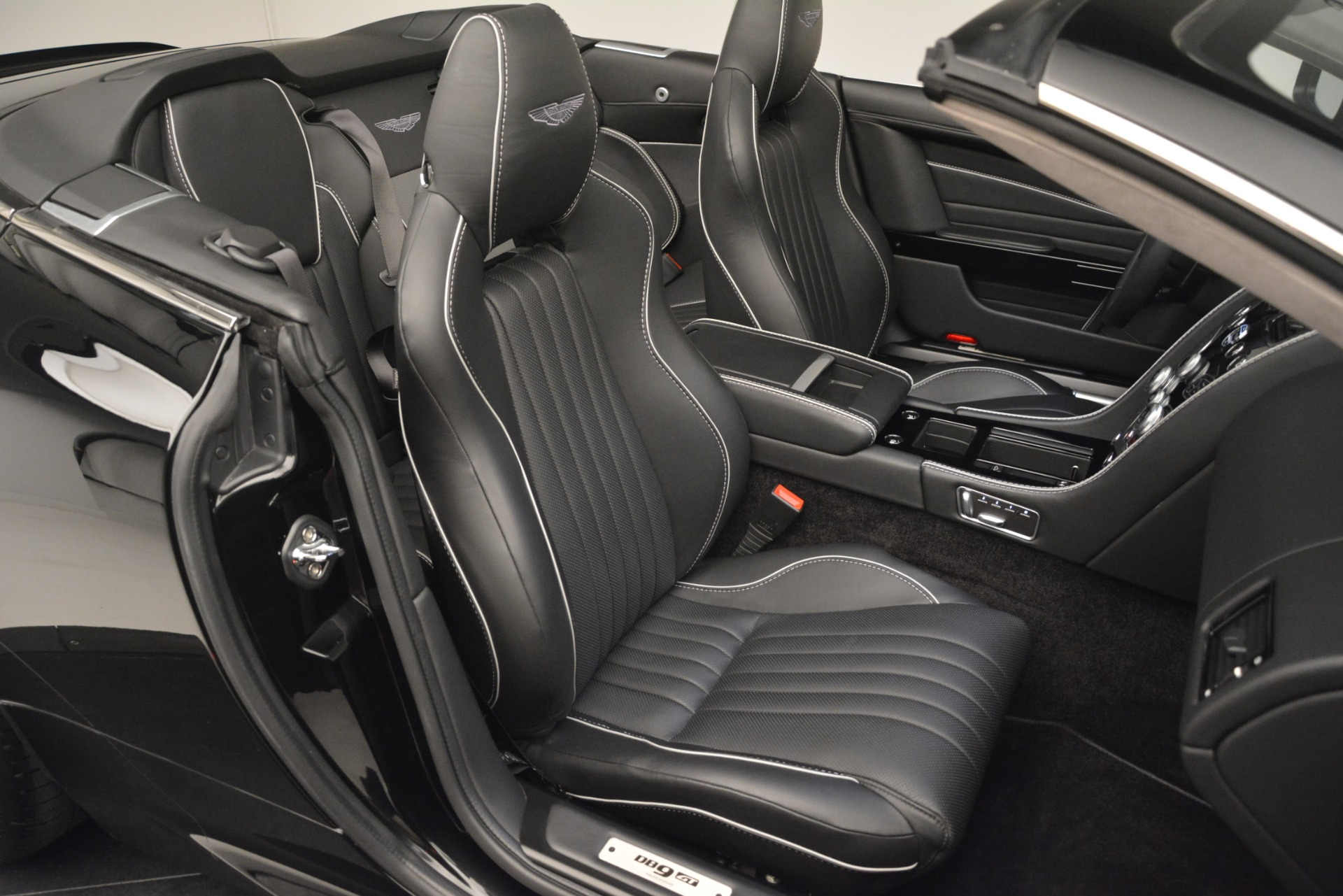 Used 2016 Aston Martin DB9 Convertible For Sale In Greenwich, CT 2971_p22