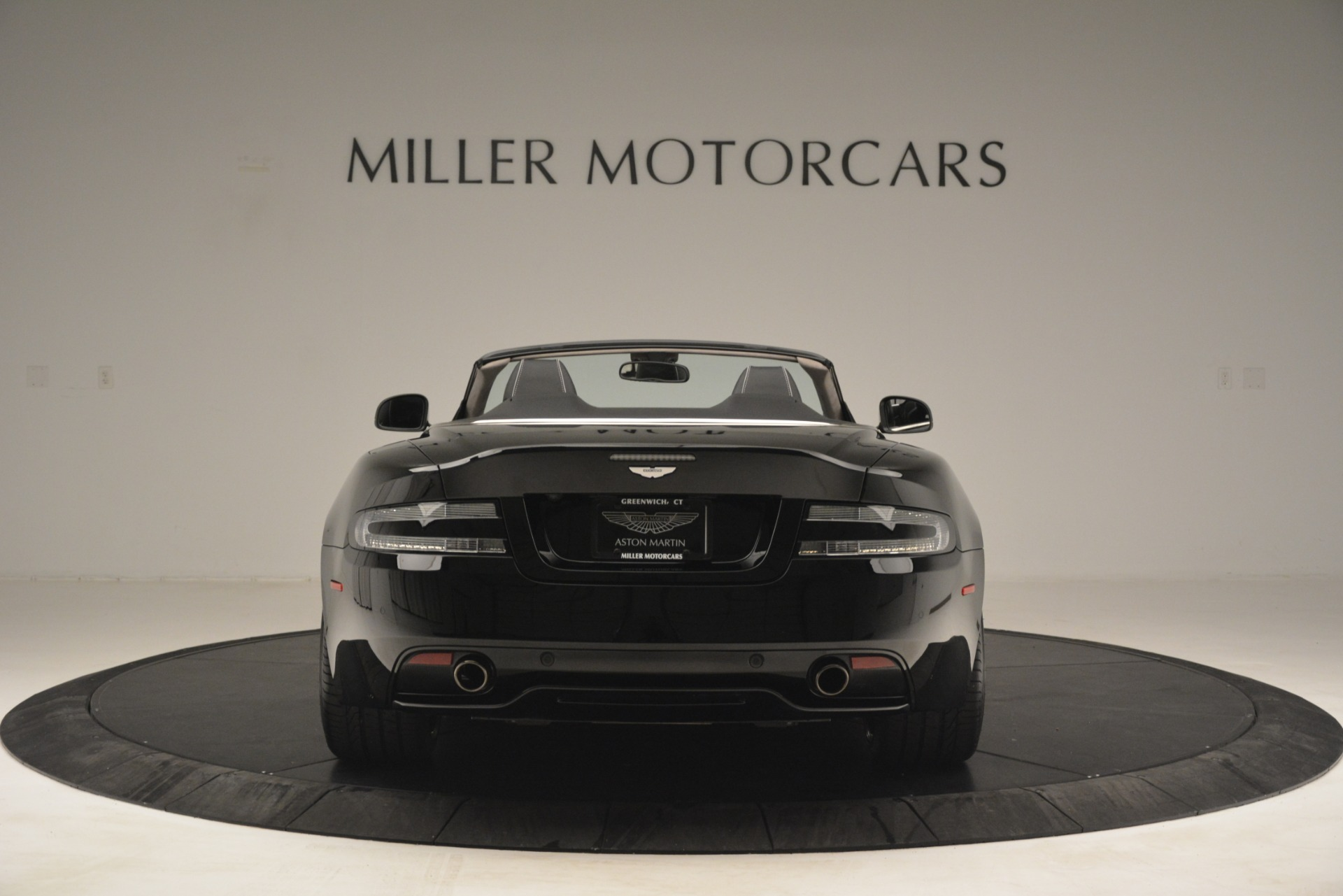 Used 2016 Aston Martin DB9 Convertible For Sale In Greenwich, CT 2971_p6