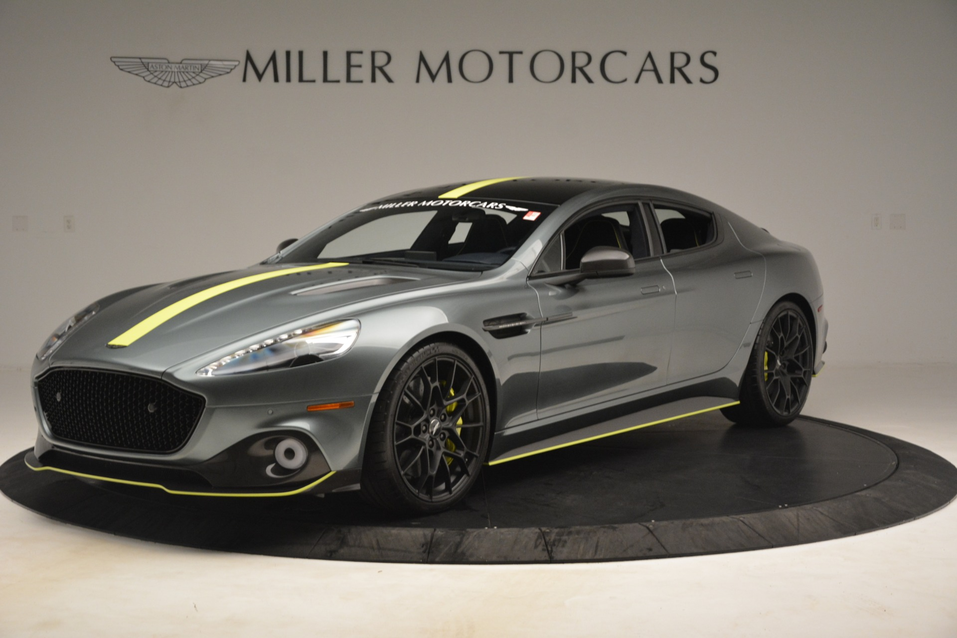 New 2019 Aston Martin Rapide AMR Sedan For Sale In Greenwich, CT 2975_main