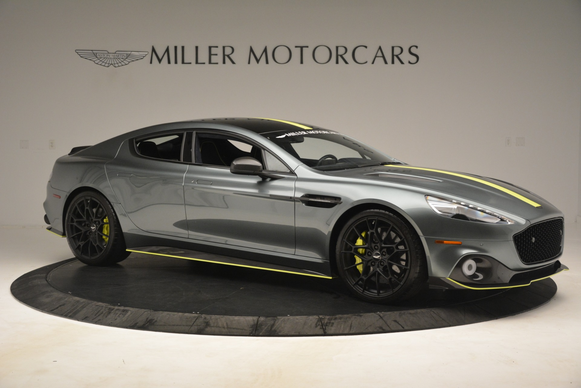 New 2019 Aston Martin Rapide AMR Sedan For Sale In Greenwich, CT 2975_p10