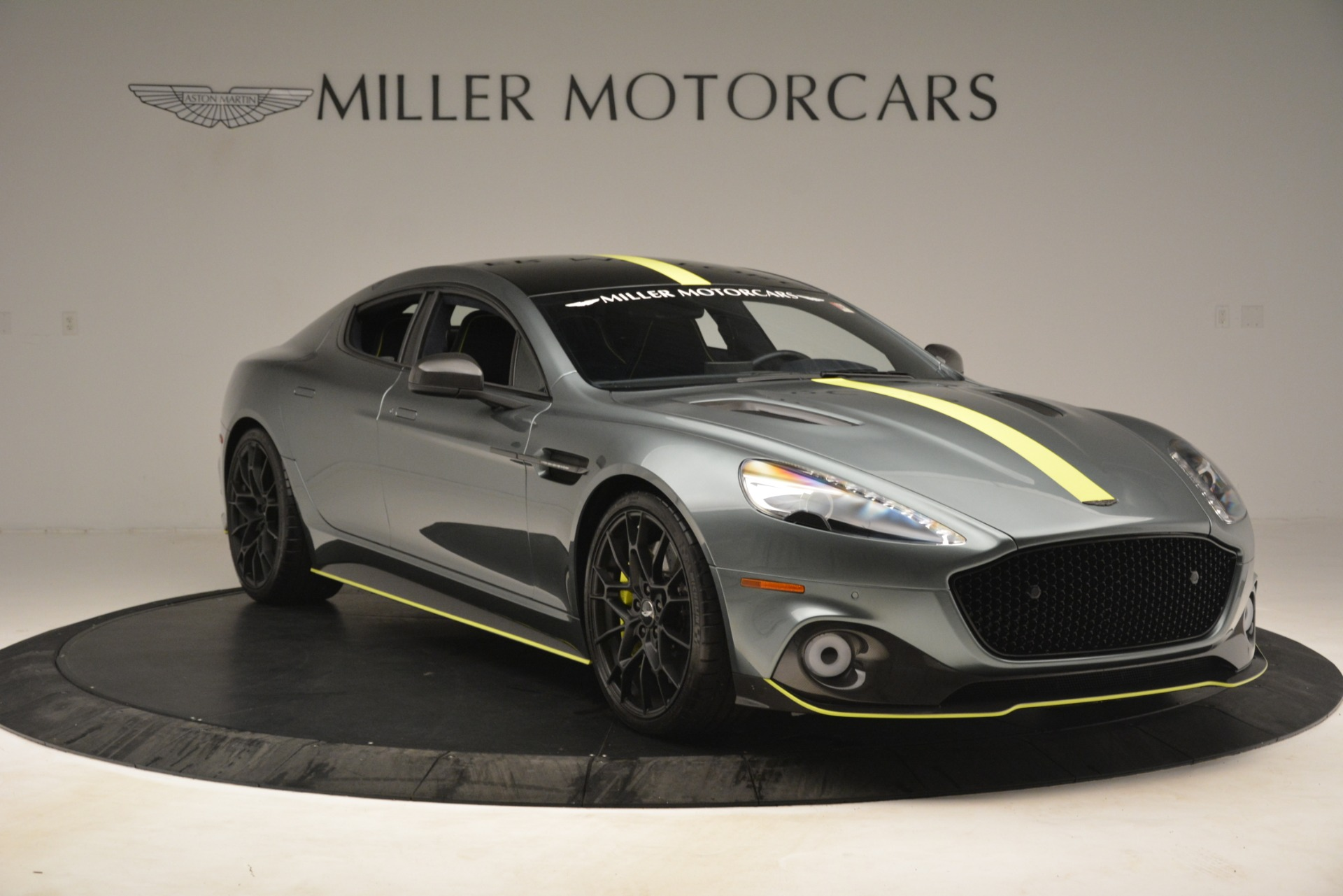 New 2019 Aston Martin Rapide AMR Sedan For Sale In Greenwich, CT 2975_p11