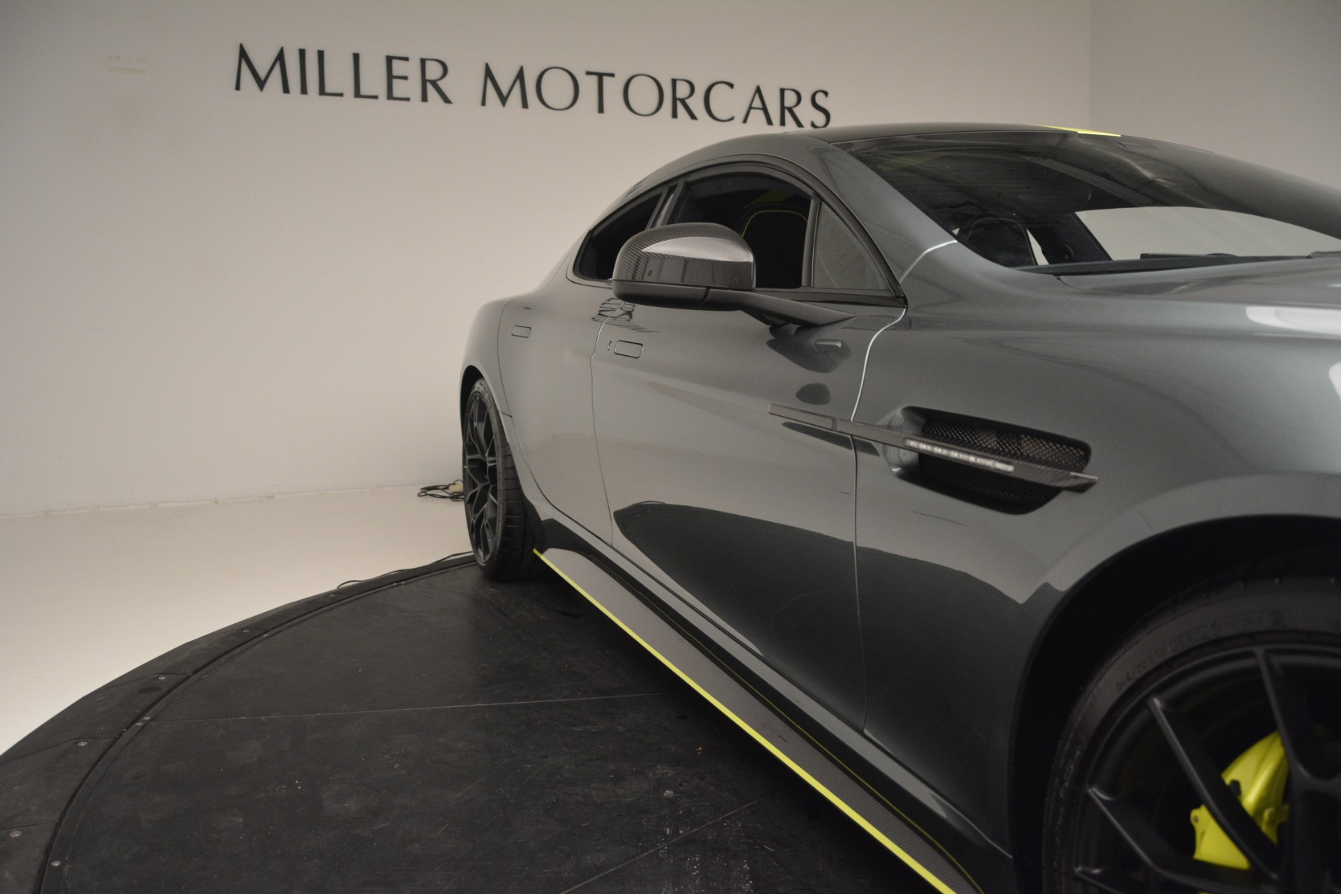 New 2019 Aston Martin Rapide AMR Sedan For Sale In Greenwich, CT 2975_p14