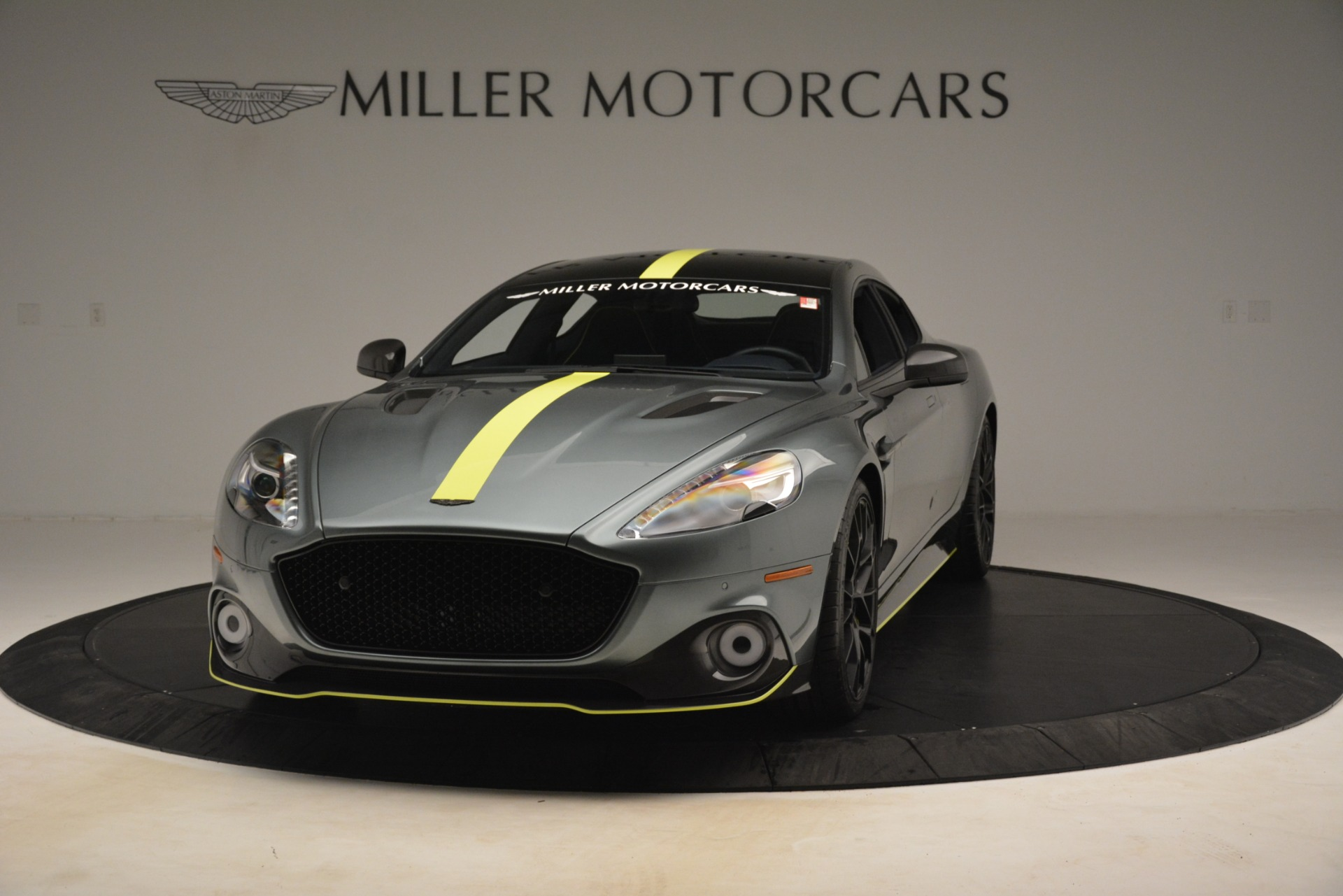 New 2019 Aston Martin Rapide AMR Sedan For Sale In Greenwich, CT 2975_p2