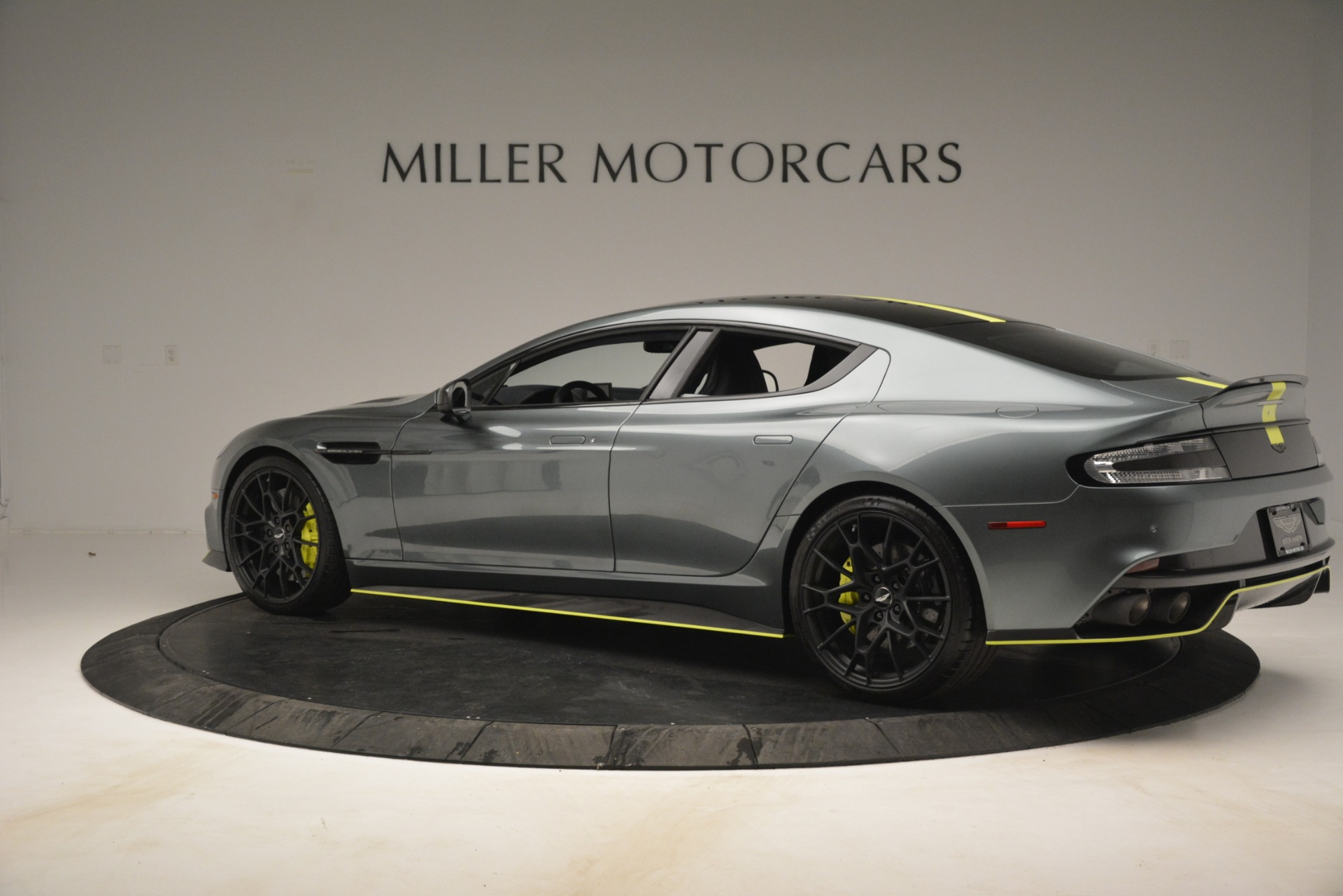 New 2019 Aston Martin Rapide AMR Sedan For Sale In Greenwich, CT 2975_p4