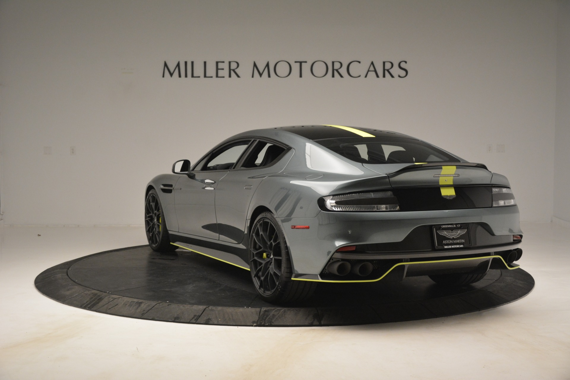 New 2019 Aston Martin Rapide AMR Sedan For Sale In Greenwich, CT 2975_p5