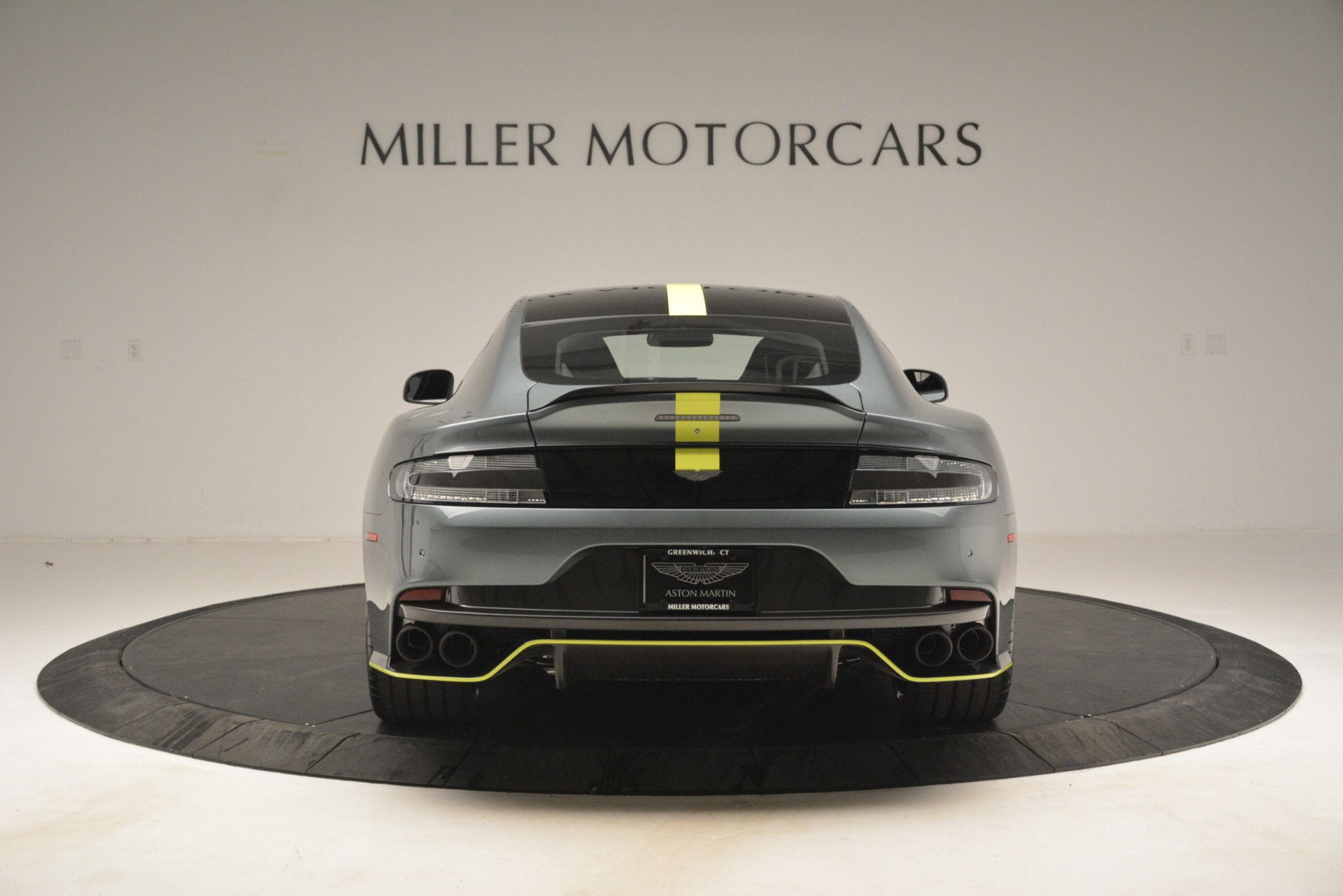 New 2019 Aston Martin Rapide AMR Sedan For Sale In Greenwich, CT 2975_p6