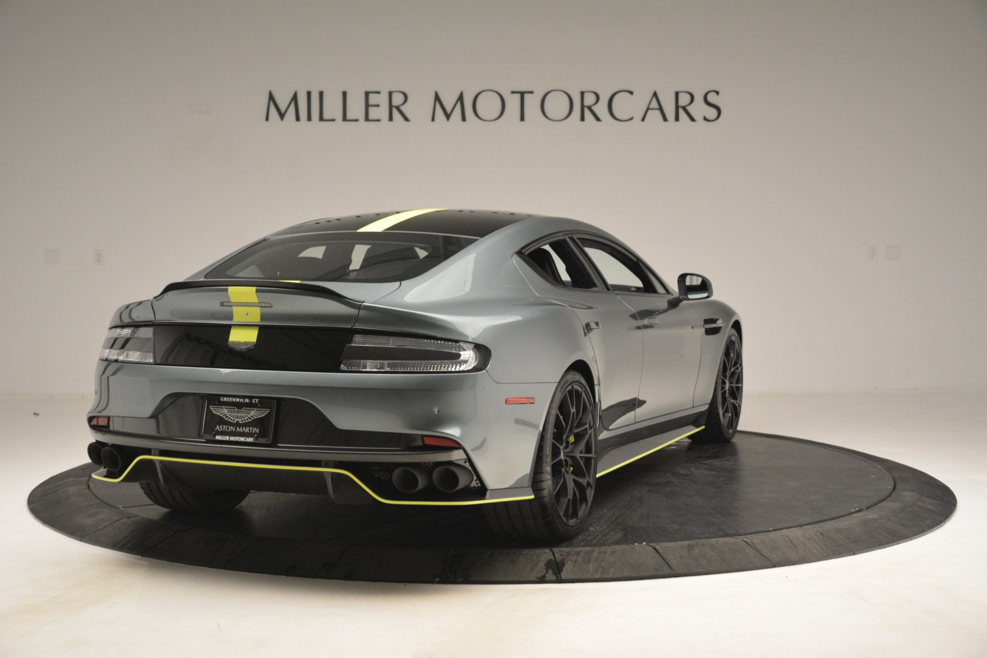 New 2019 Aston Martin Rapide AMR Sedan For Sale In Greenwich, CT 2975_p7
