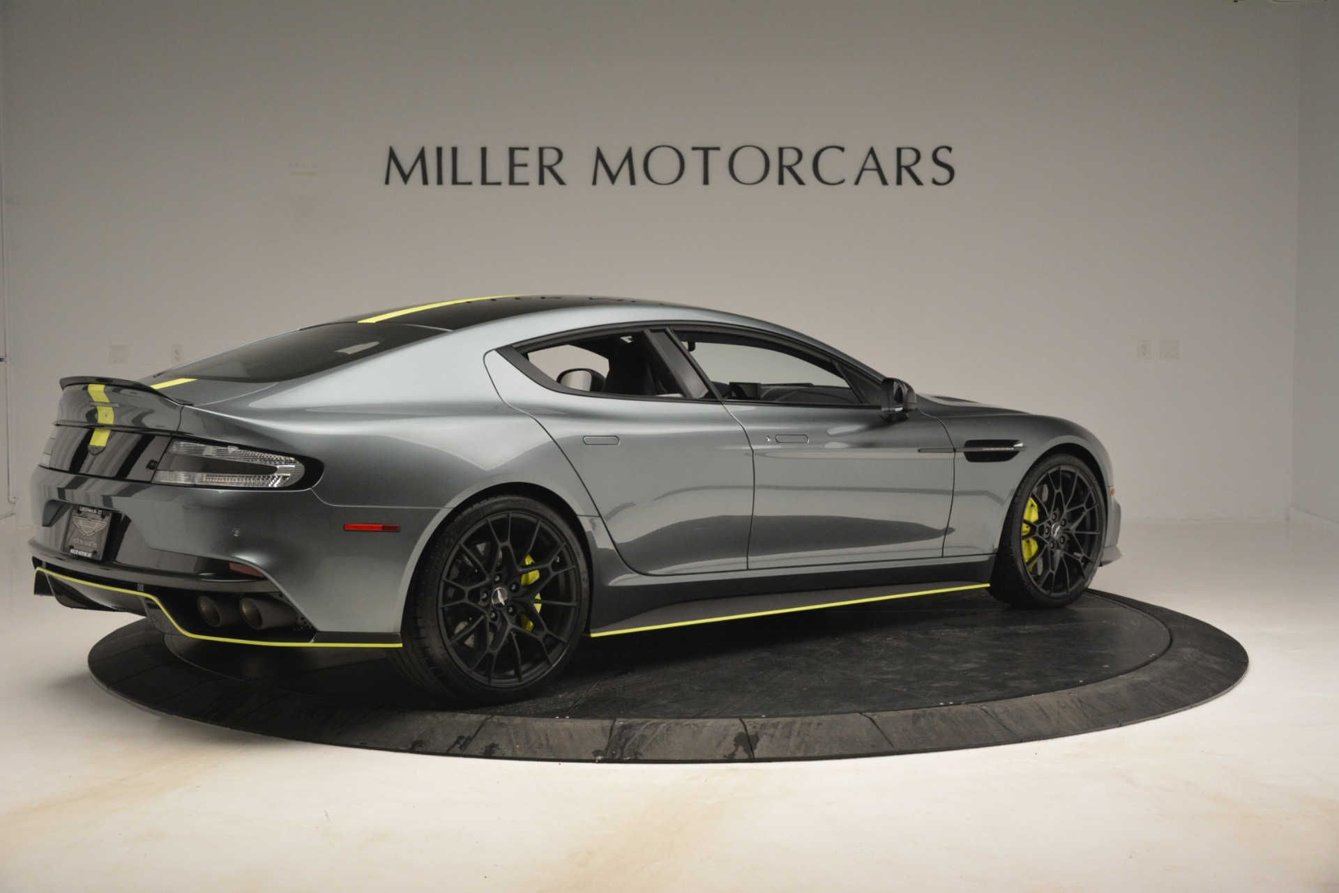 New 2019 Aston Martin Rapide AMR Sedan For Sale In Greenwich, CT 2975_p8