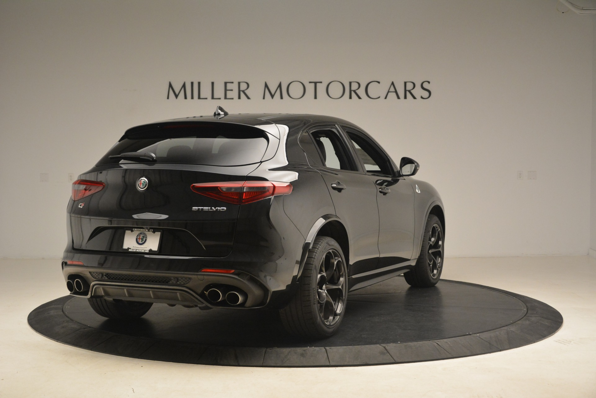New 2019 Alfa Romeo Stelvio Quadrifoglio For Sale In Greenwich, CT 2976_p7