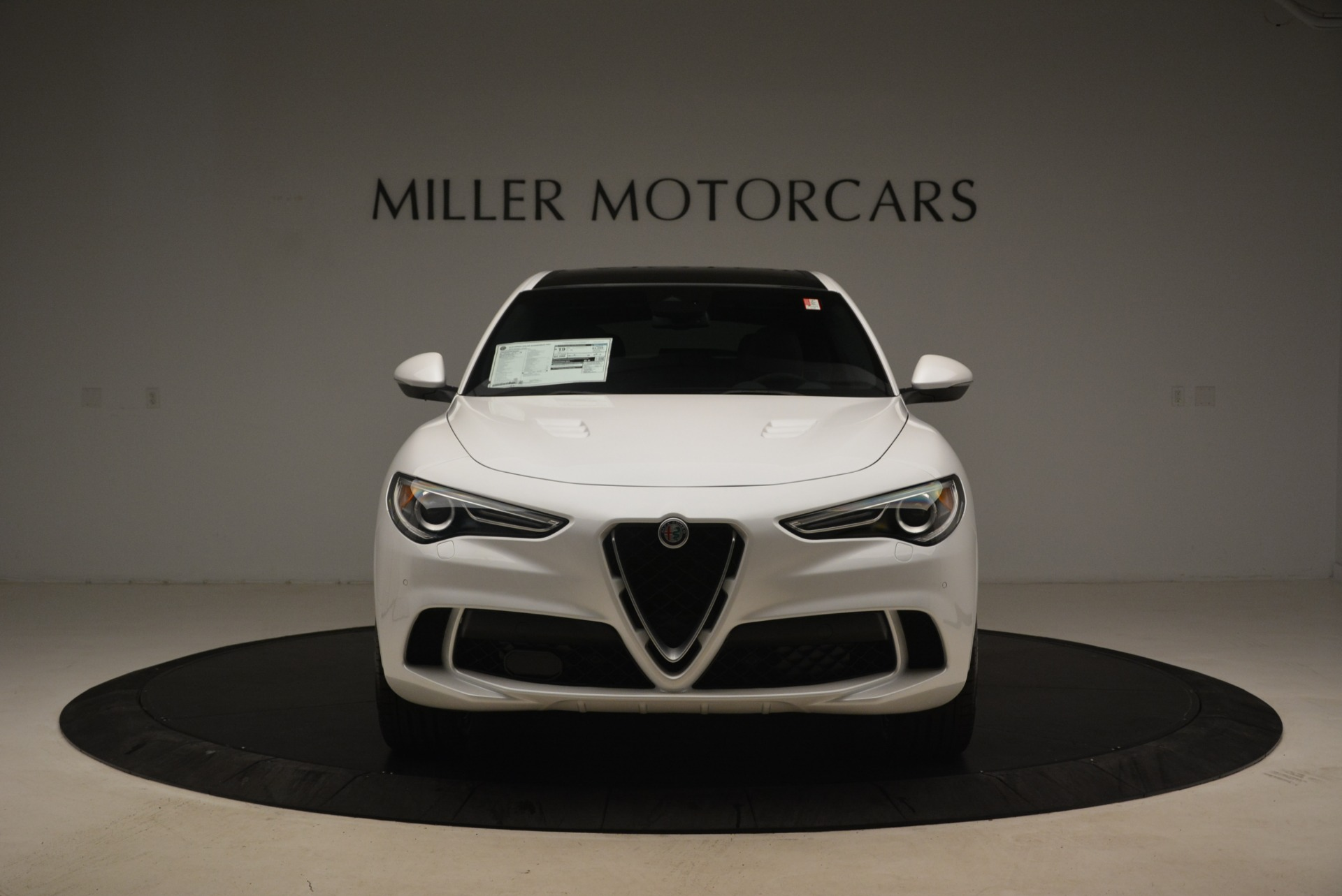 Used 2019 Alfa Romeo Stelvio Quadrifoglio For Sale In Greenwich, CT 2977_p13