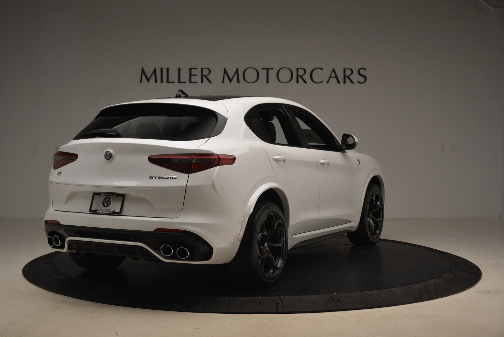 Used 2019 Alfa Romeo Stelvio Quadrifoglio For Sale In Greenwich, CT 2977_p7