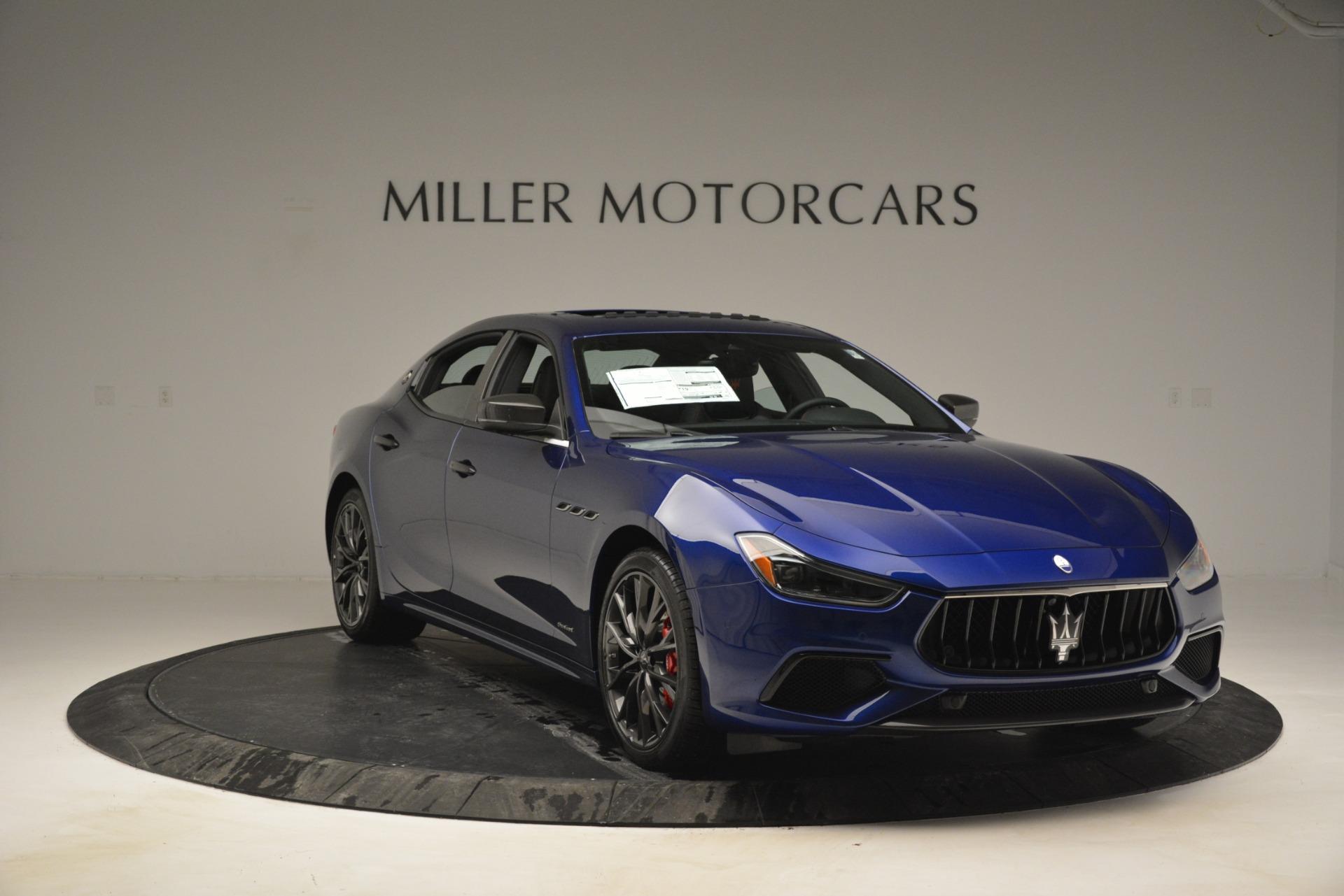 New 2019 Maserati Ghibli S Q4 GranSport For Sale In Greenwich, CT 2978_p11