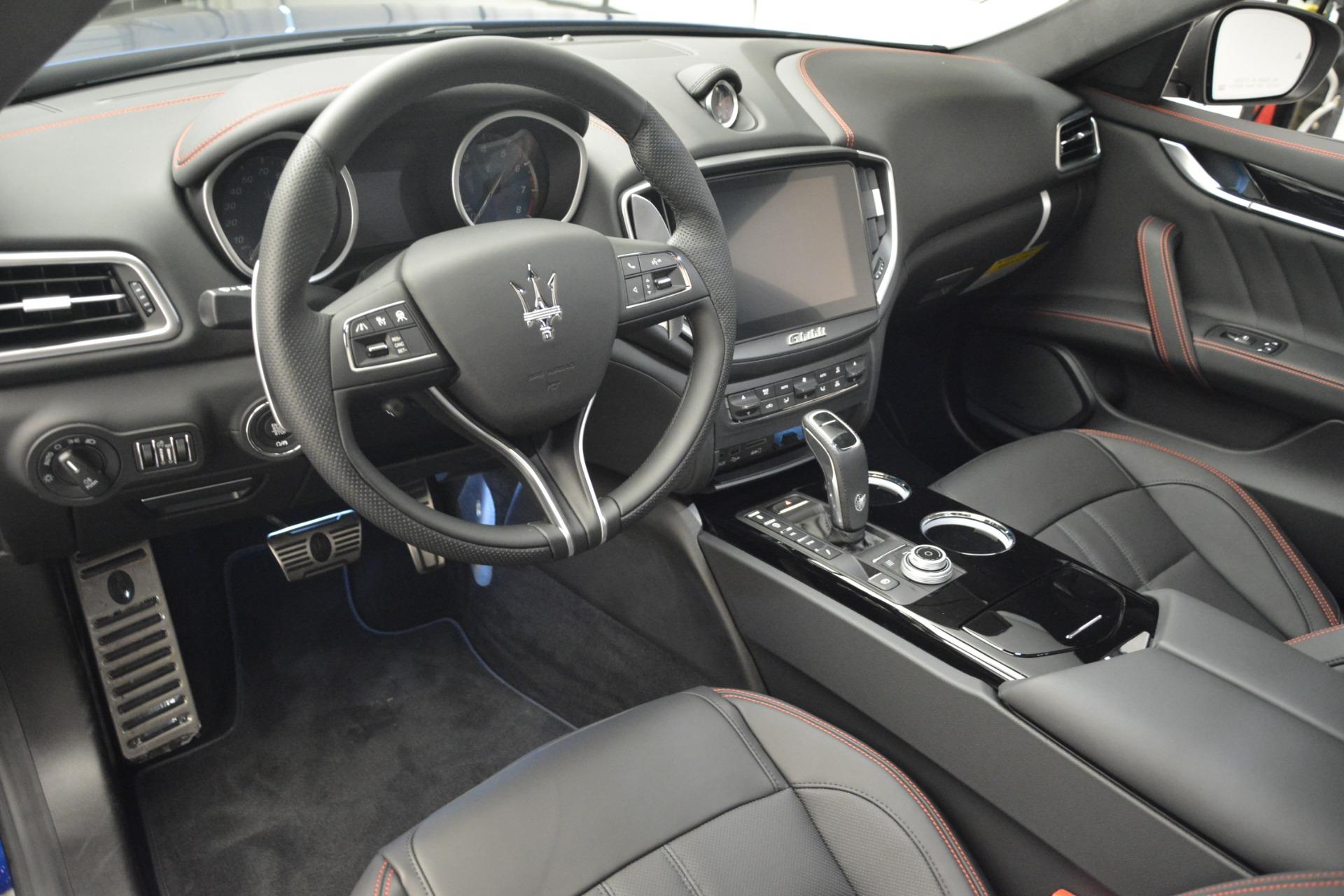 New 2019 Maserati Ghibli S Q4 GranSport For Sale In Greenwich, CT 2978_p14
