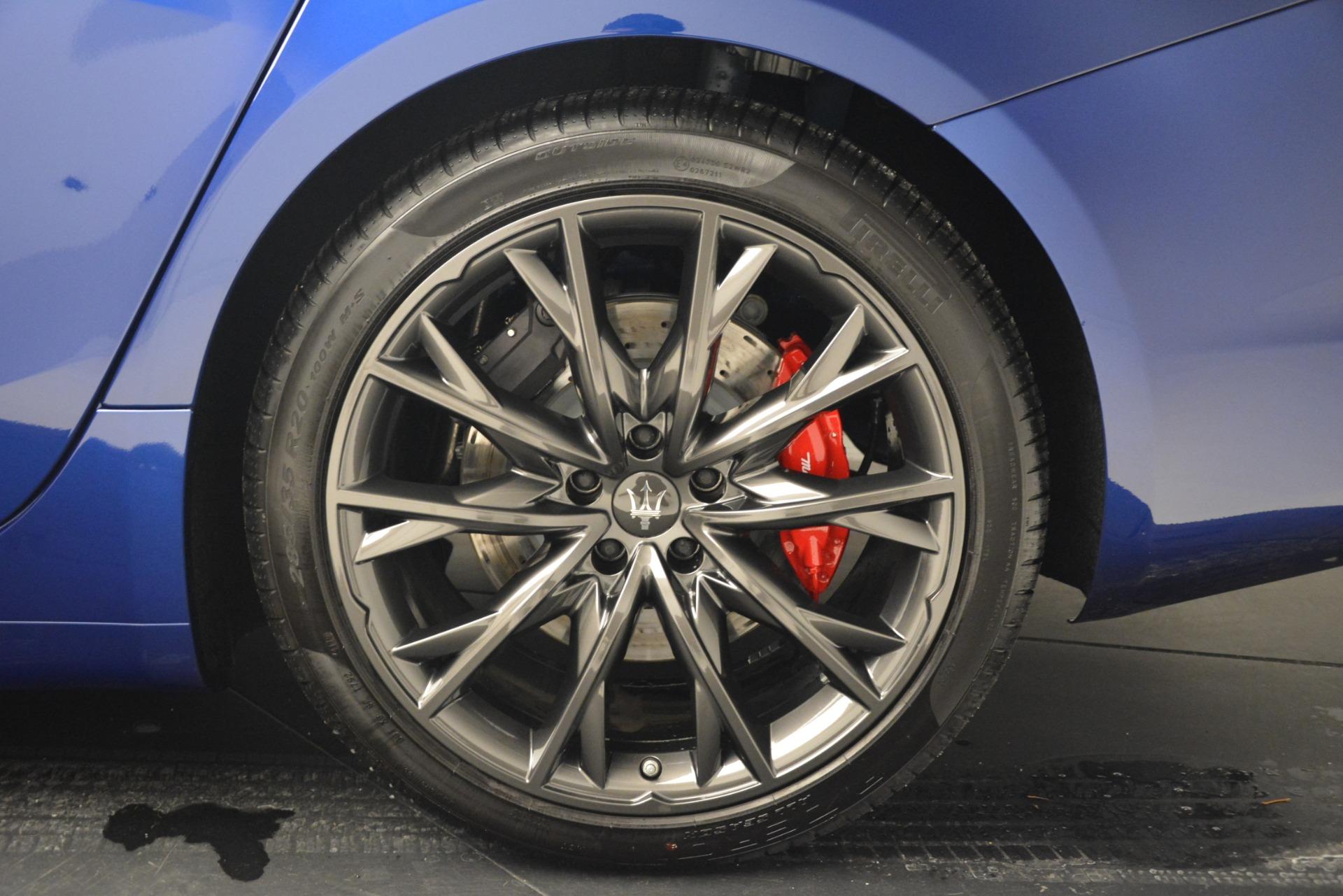 New 2019 Maserati Ghibli S Q4 GranSport For Sale In Greenwich, CT 2978_p25