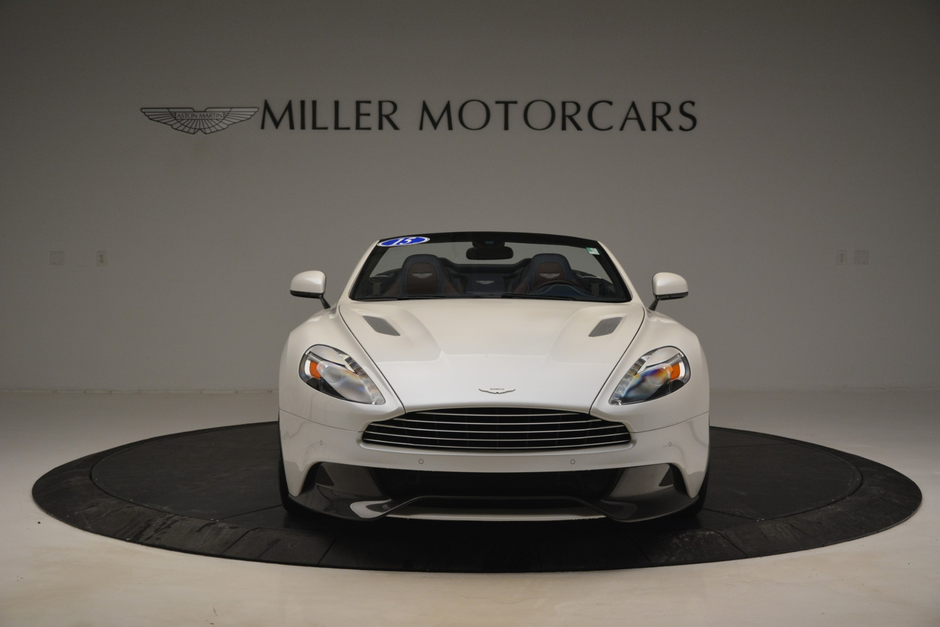 Used 2015 Aston Martin Vanquish Convertible For Sale In Greenwich, CT 2982_p12