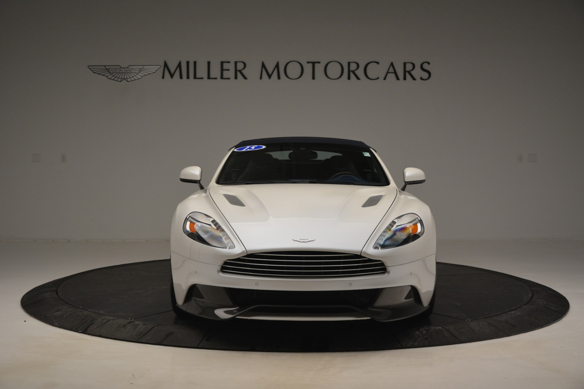 Used 2015 Aston Martin Vanquish Convertible For Sale In Greenwich, CT 2982_p13