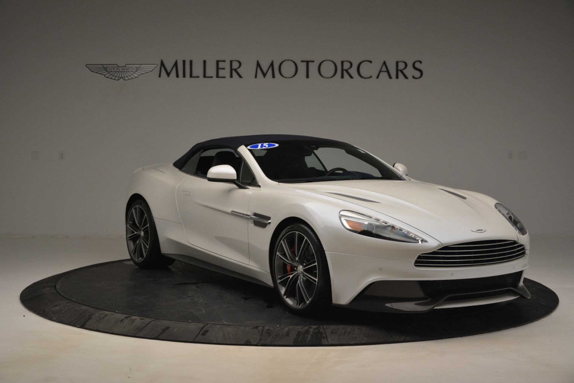 Used 2015 Aston Martin Vanquish Convertible For Sale In Greenwich, CT 2982_p19