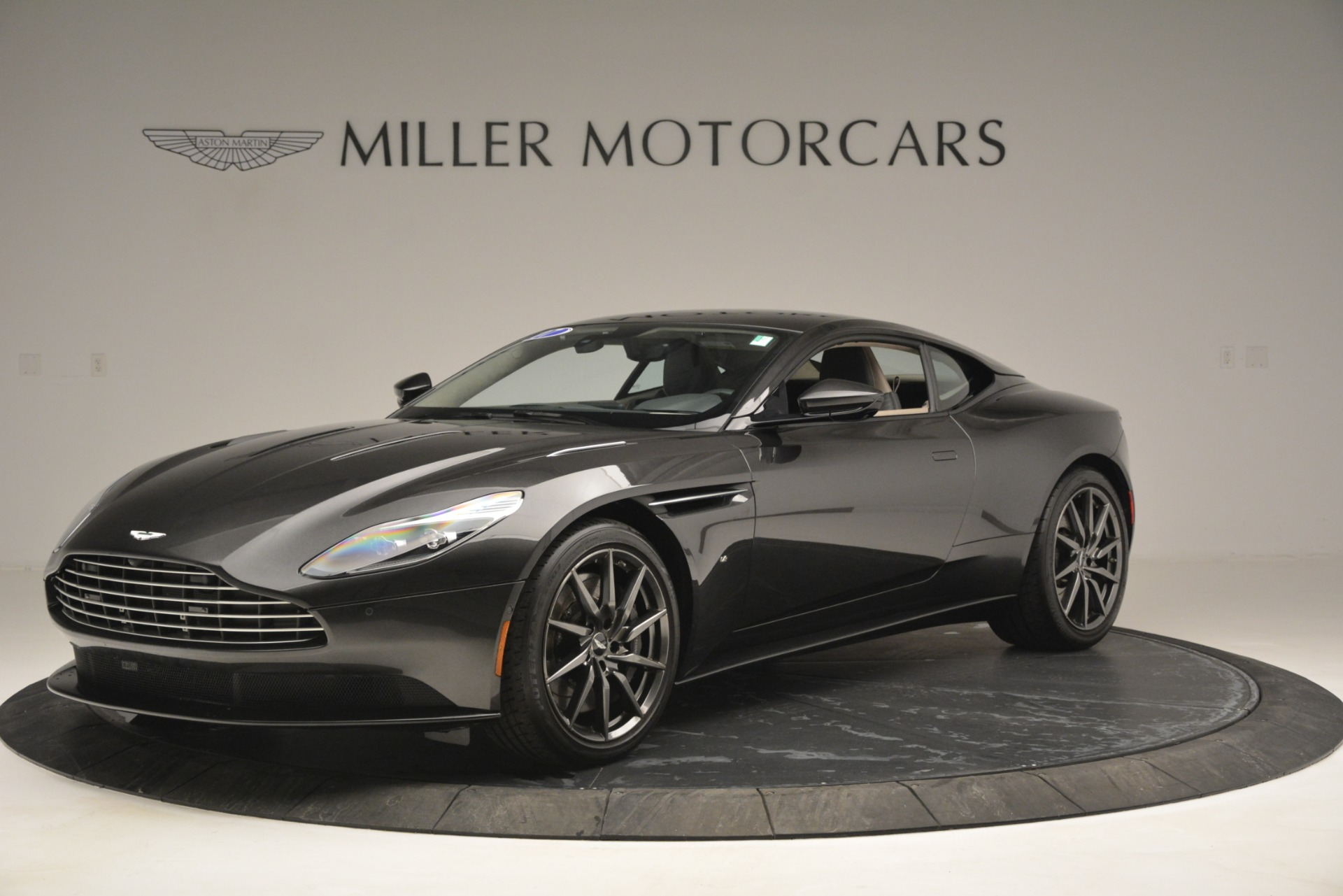 Used 2017 Aston Martin DB11 V12 Coupe For Sale In Greenwich, CT 2988_main
