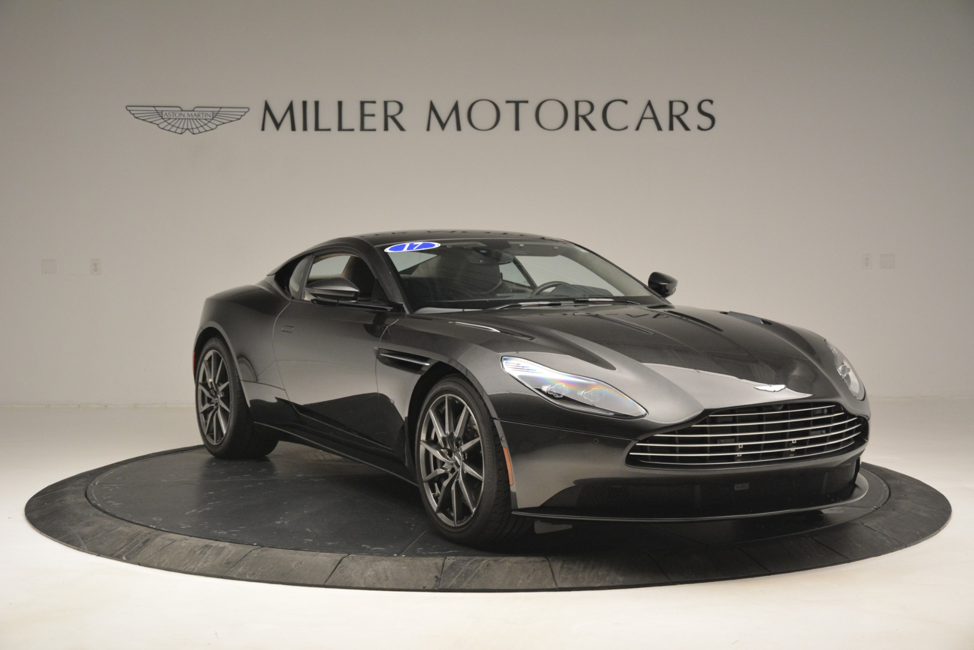 Used 2017 Aston Martin DB11 V12 Coupe For Sale In Greenwich, CT 2988_p11