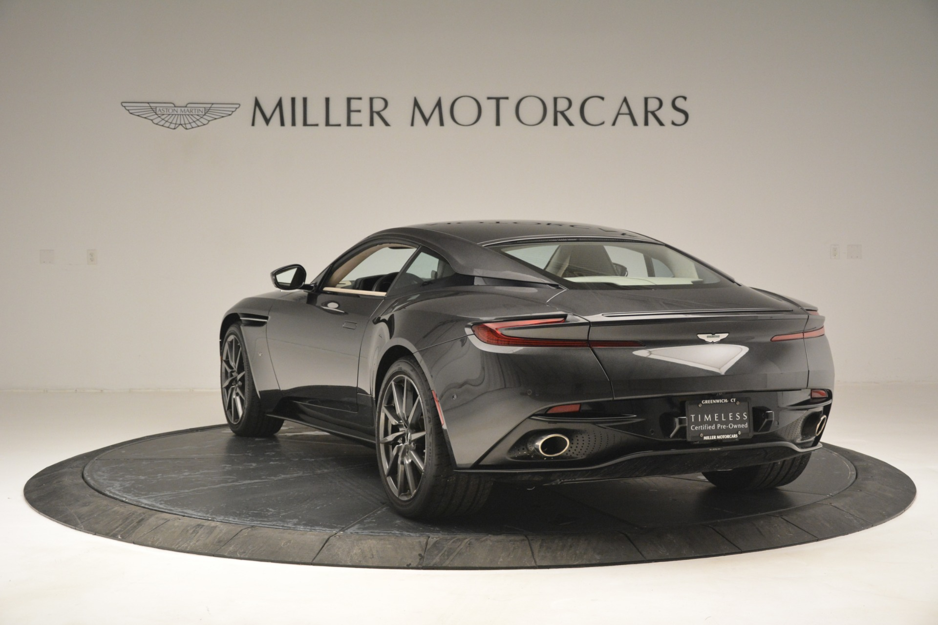 Used 2017 Aston Martin DB11 V12 Coupe For Sale In Greenwich, CT 2988_p5