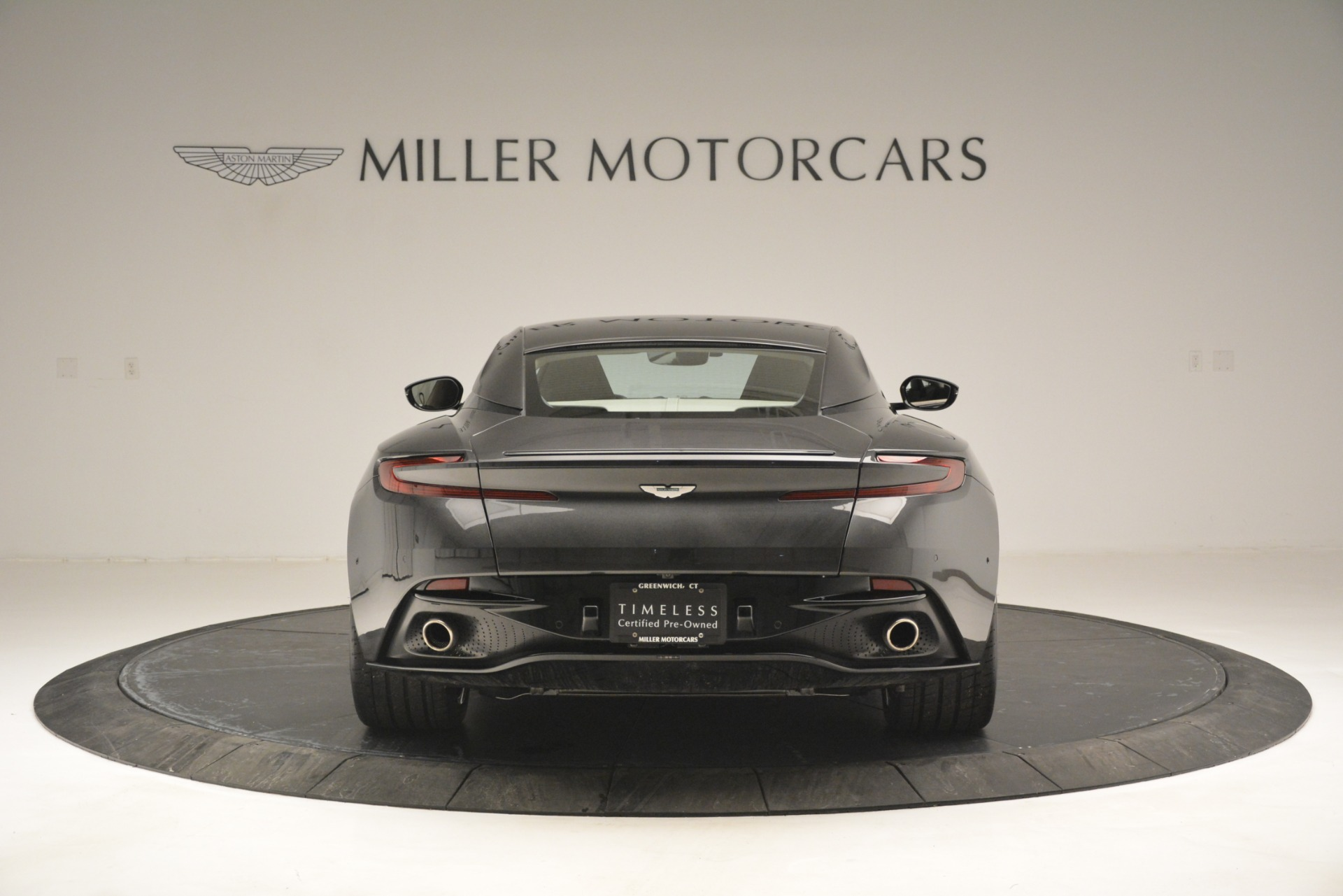 Used 2017 Aston Martin DB11 V12 Coupe For Sale In Greenwich, CT 2988_p6