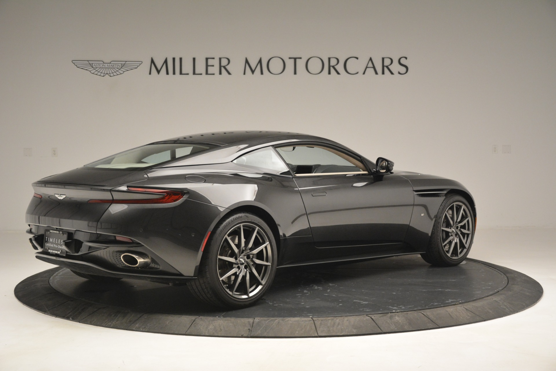 Used 2017 Aston Martin DB11 V12 Coupe For Sale In Greenwich, CT 2988_p8