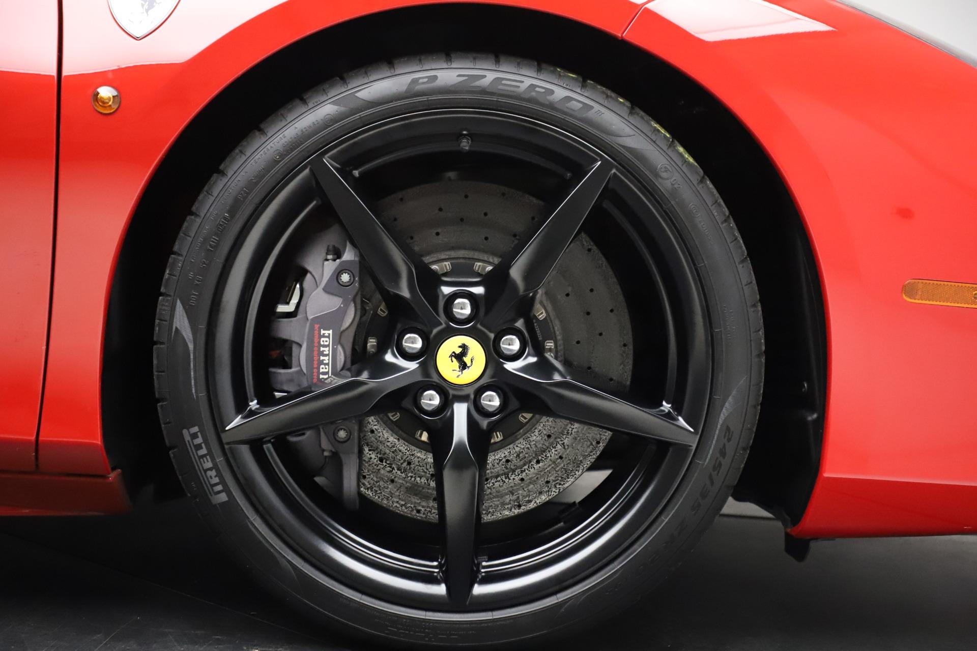 Used 2018 Ferrari 488 GTB  For Sale In Greenwich, CT 2991_p13