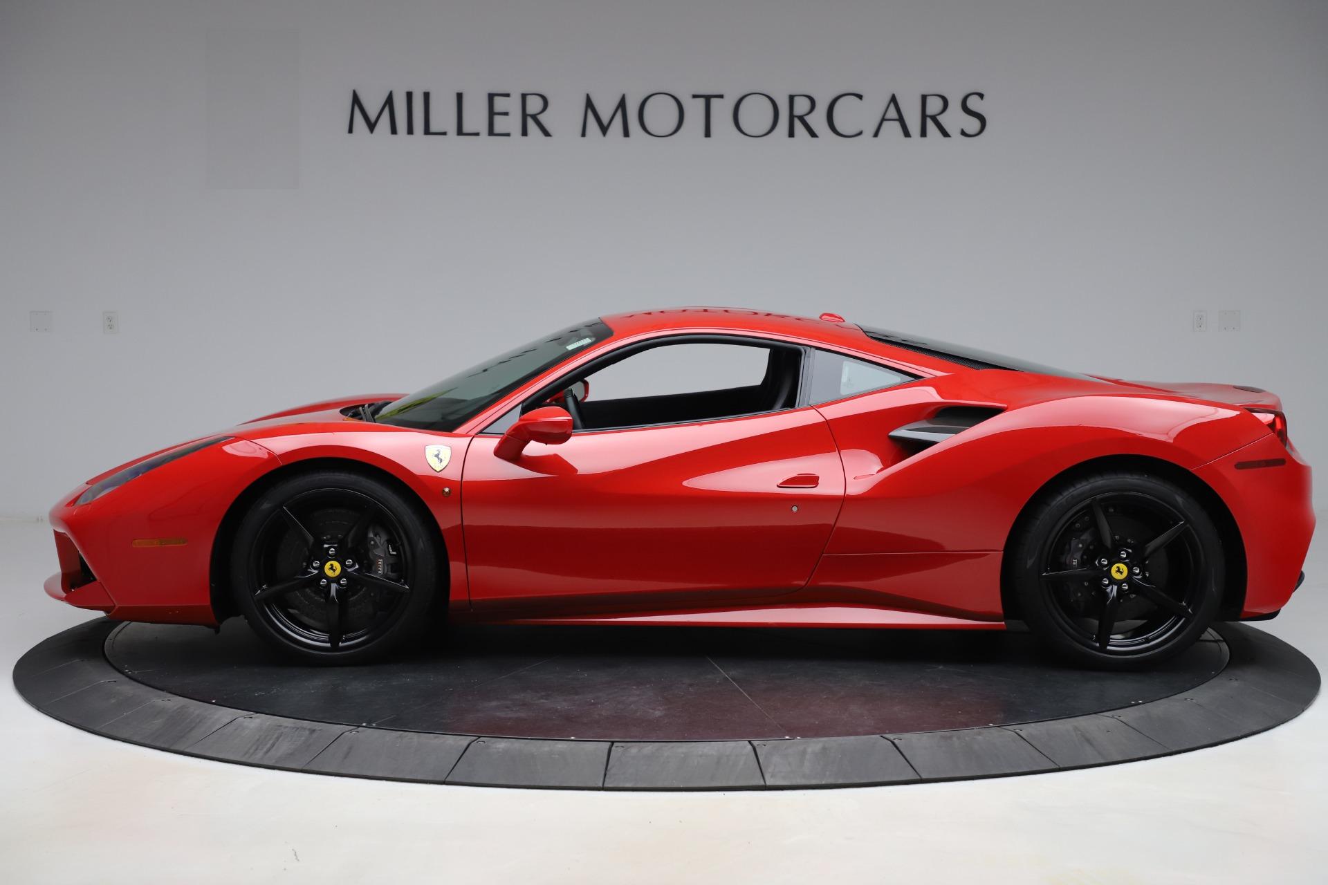 Used 2018 Ferrari 488 GTB  For Sale In Greenwich, CT 2991_p3
