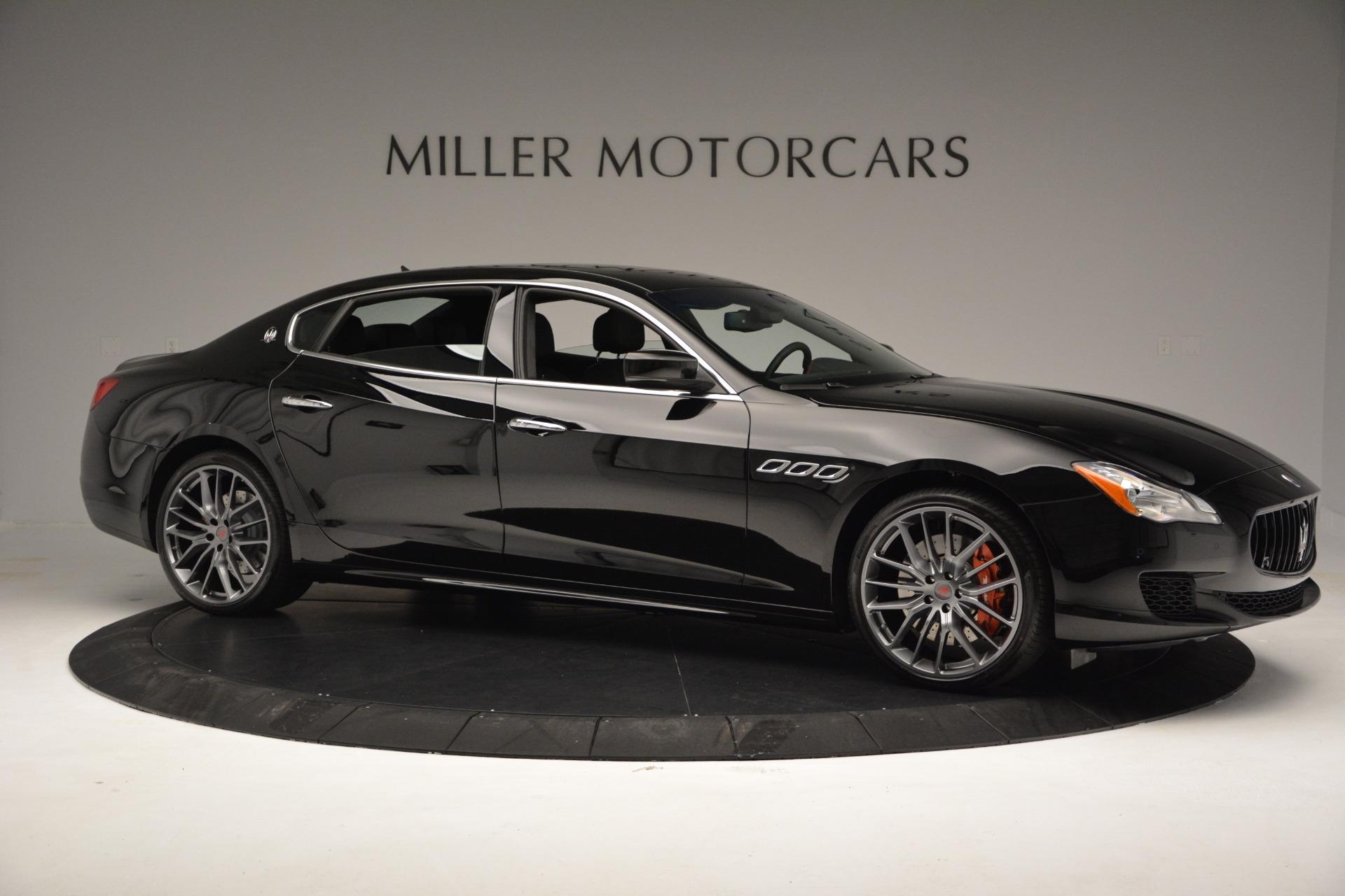 Used 2015 Maserati Quattroporte GTS For Sale In Greenwich, CT 2993_p10