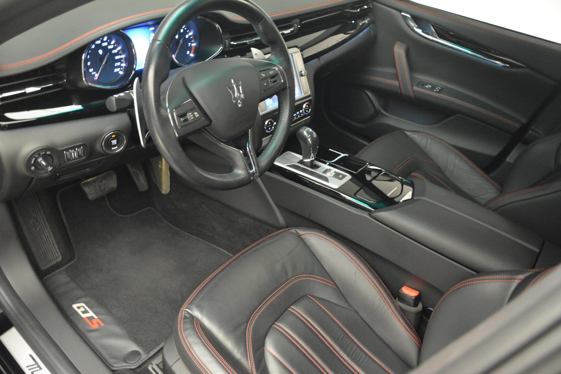 Used 2015 Maserati Quattroporte GTS For Sale In Greenwich, CT 2993_p14