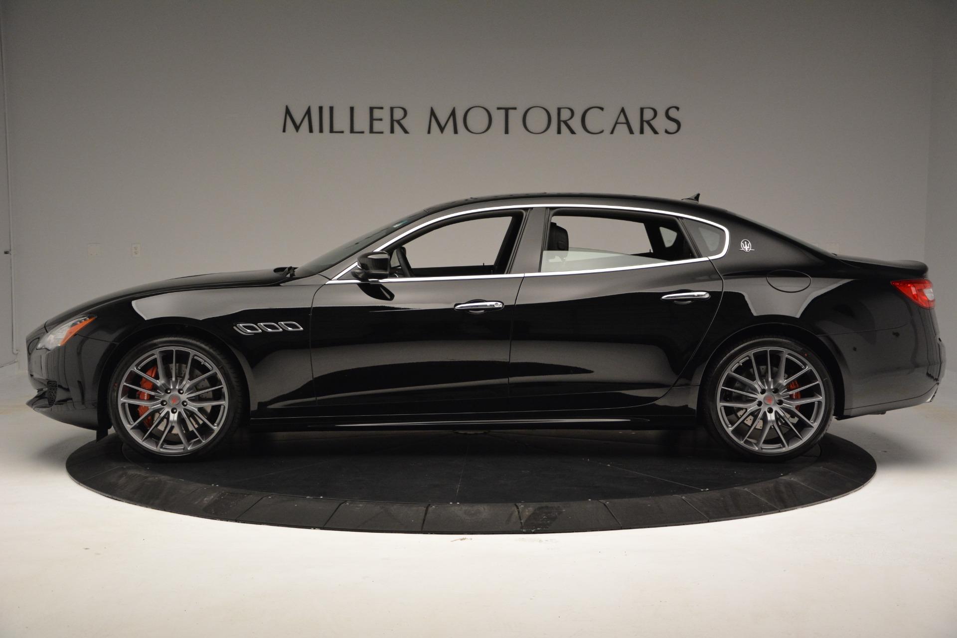 Used 2015 Maserati Quattroporte GTS For Sale In Greenwich, CT 2993_p3