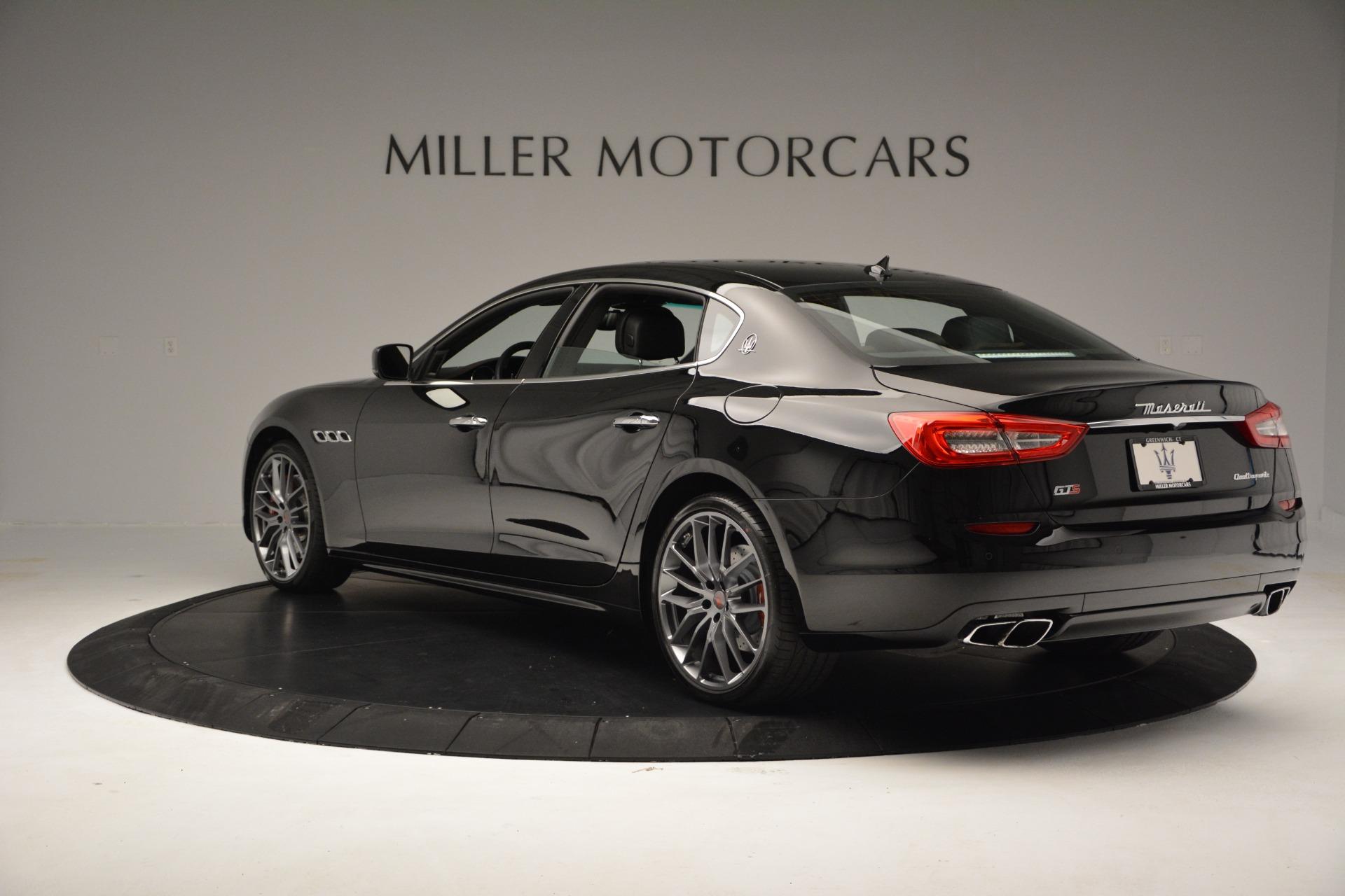 Used 2015 Maserati Quattroporte GTS For Sale In Greenwich, CT 2993_p5