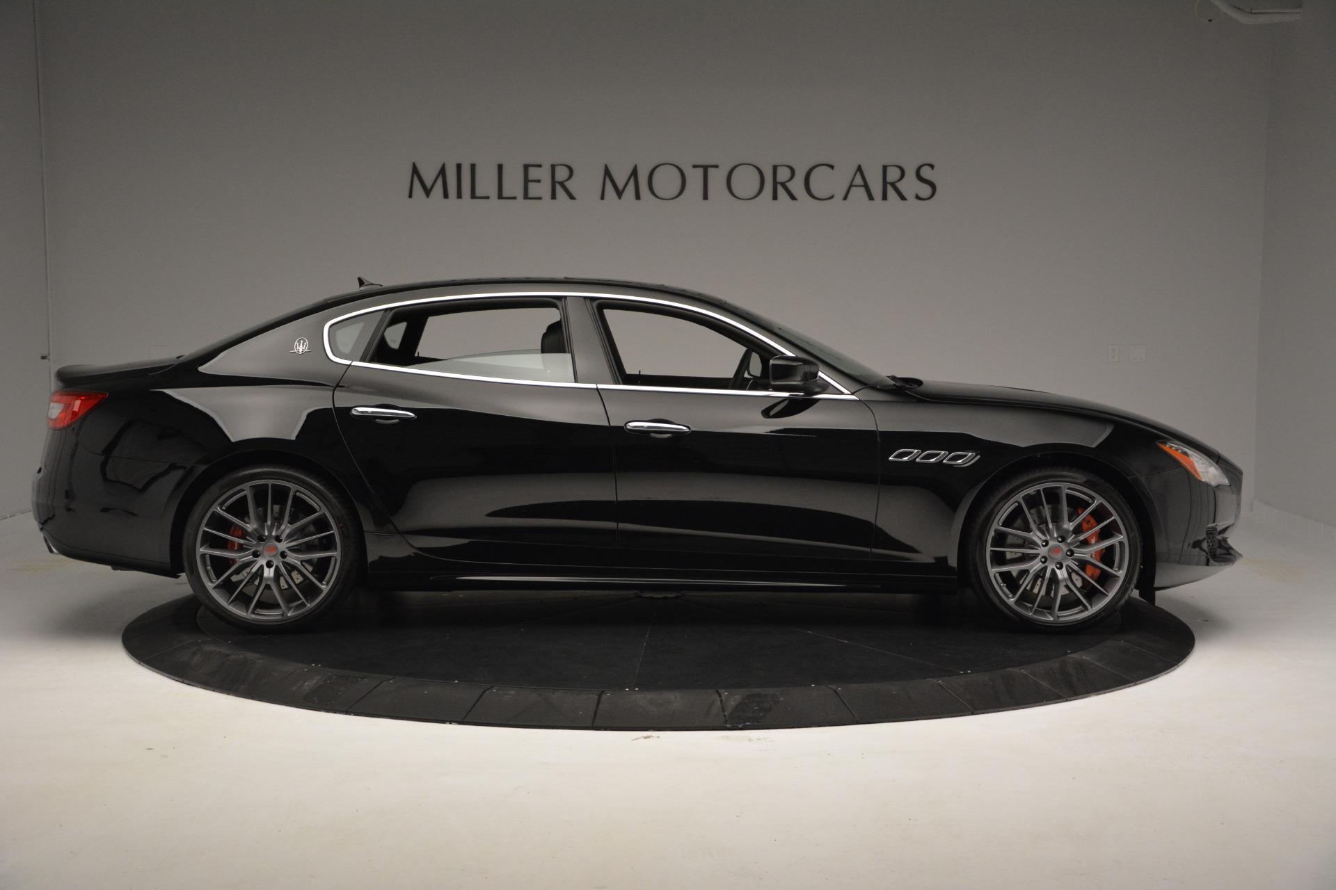 Used 2015 Maserati Quattroporte GTS For Sale In Greenwich, CT 2993_p9