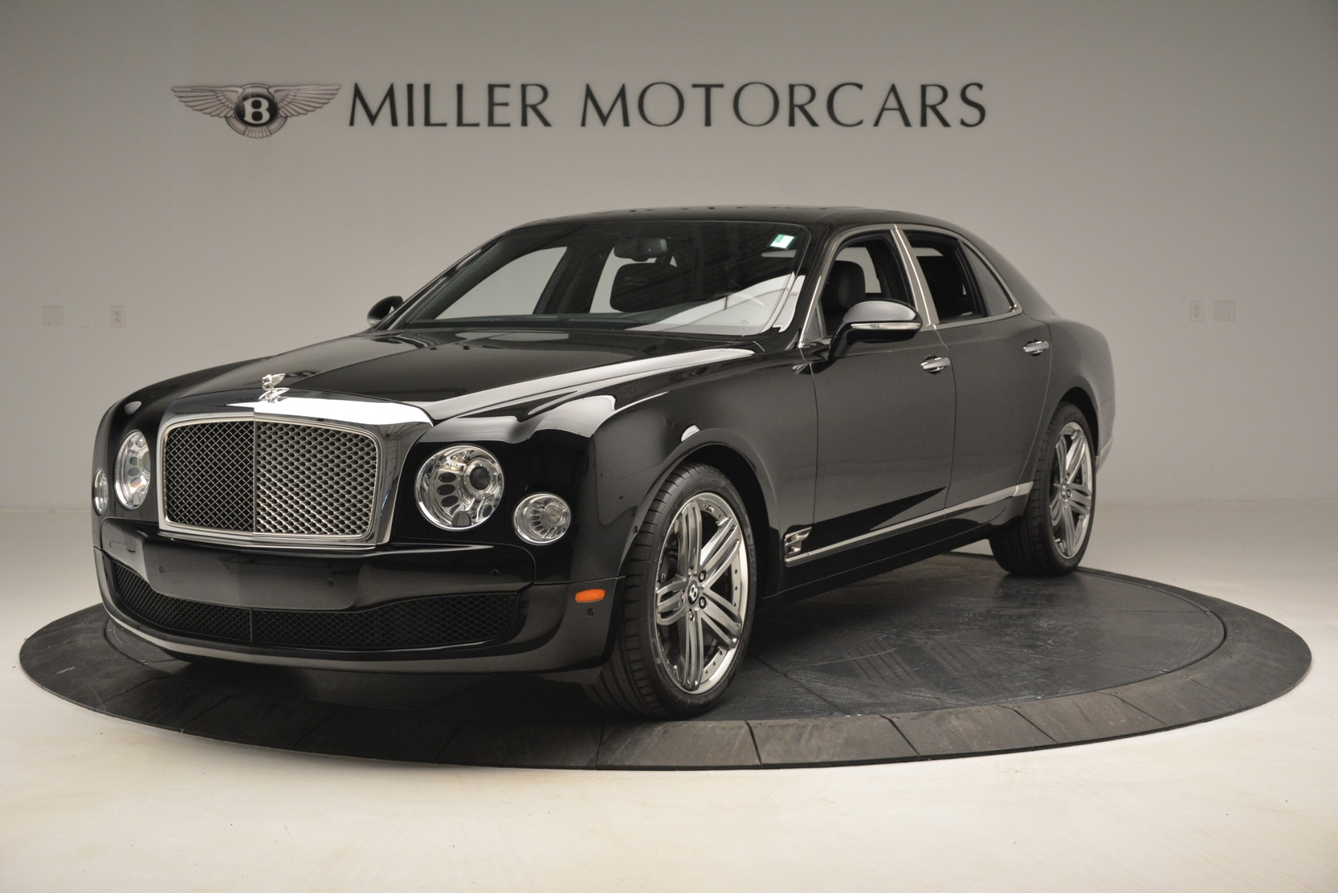 Used 2013 Bentley Mulsanne Le Mans Edition For Sale In Greenwich, CT 2995_main