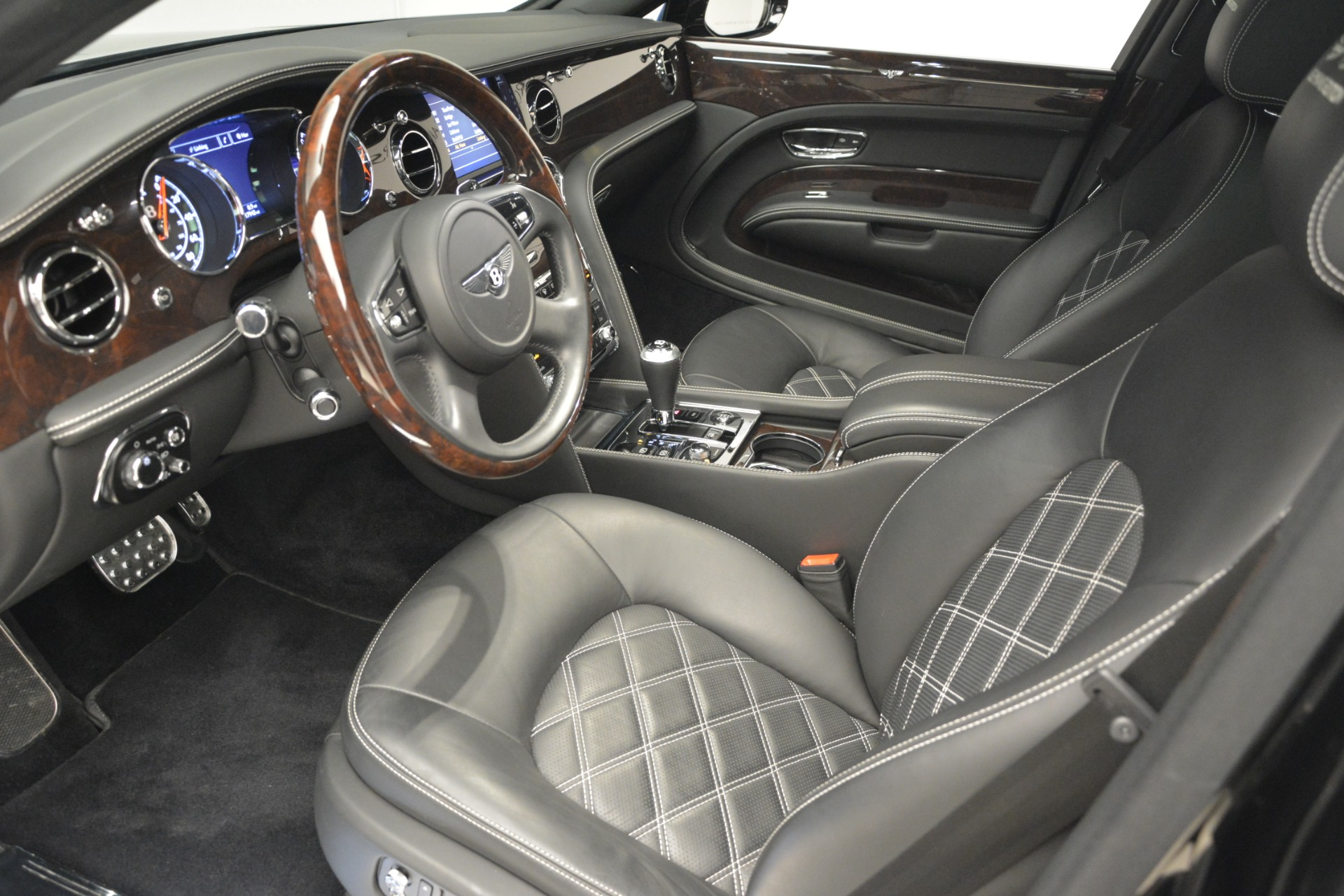 Used 2013 Bentley Mulsanne Le Mans Edition For Sale In Greenwich, CT 2995_p18