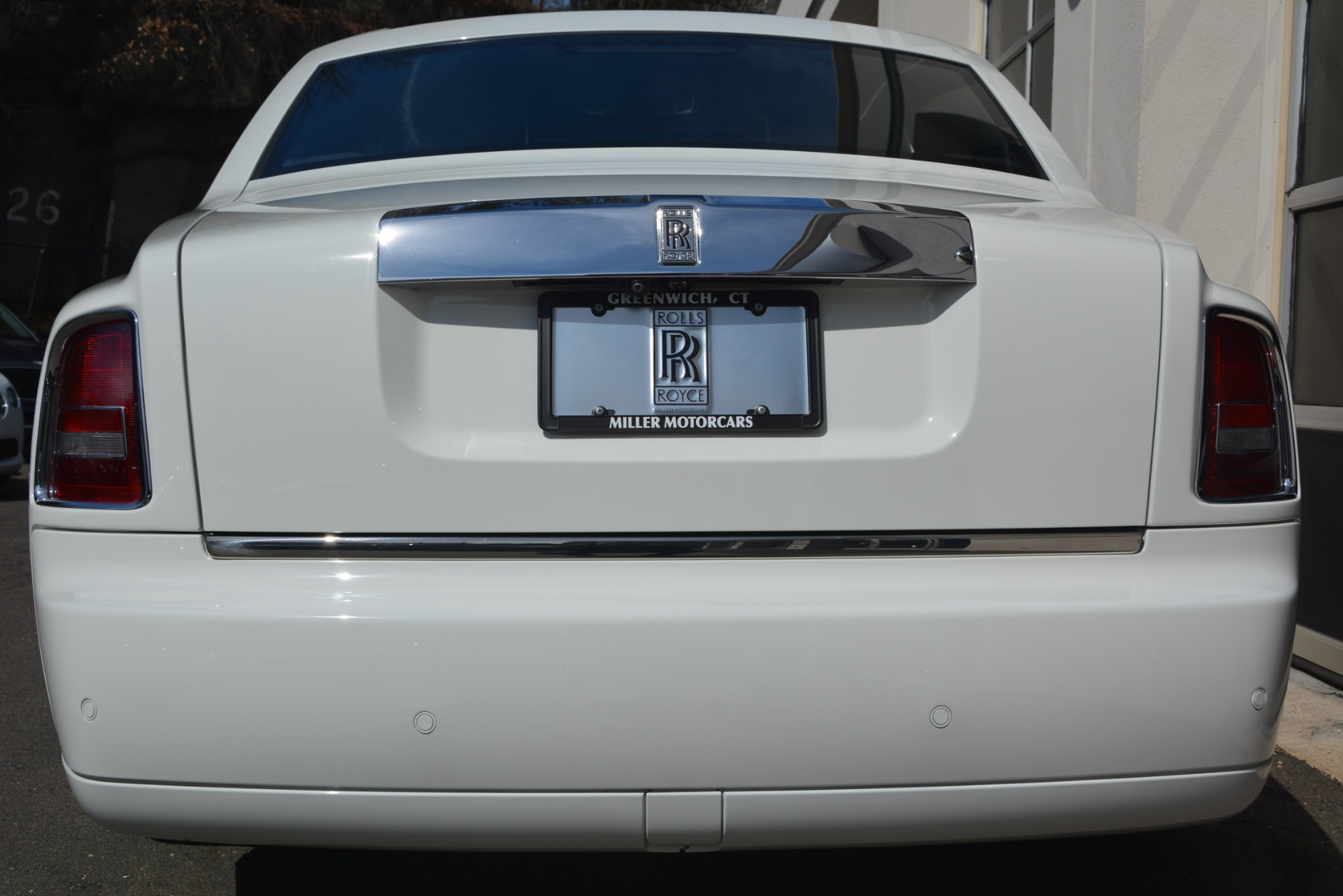 Used 2014 Rolls-Royce Phantom  For Sale In Greenwich, CT 2998_p8