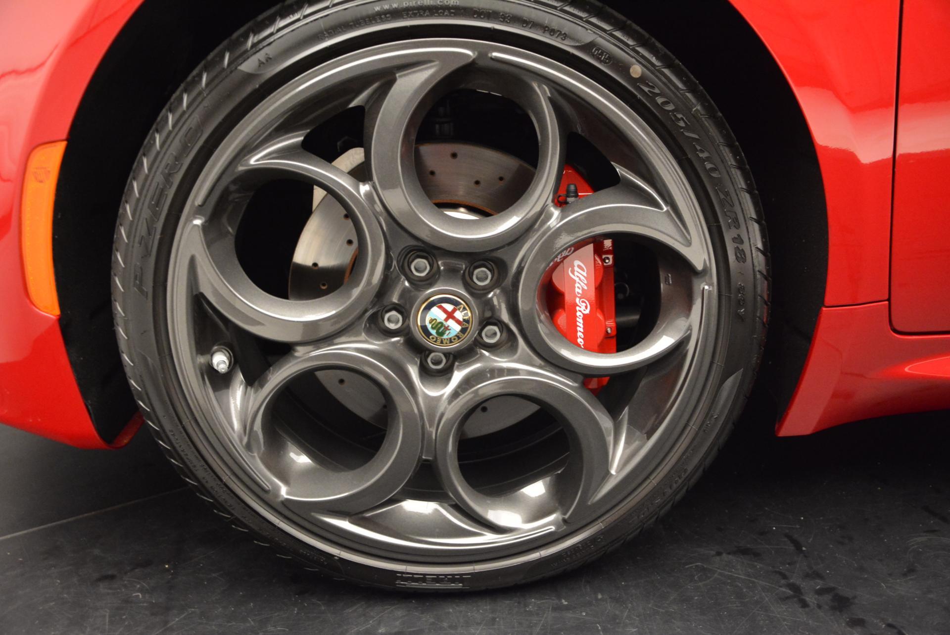Used 2015 Alfa Romeo 4C  For Sale In Greenwich, CT 3_p13