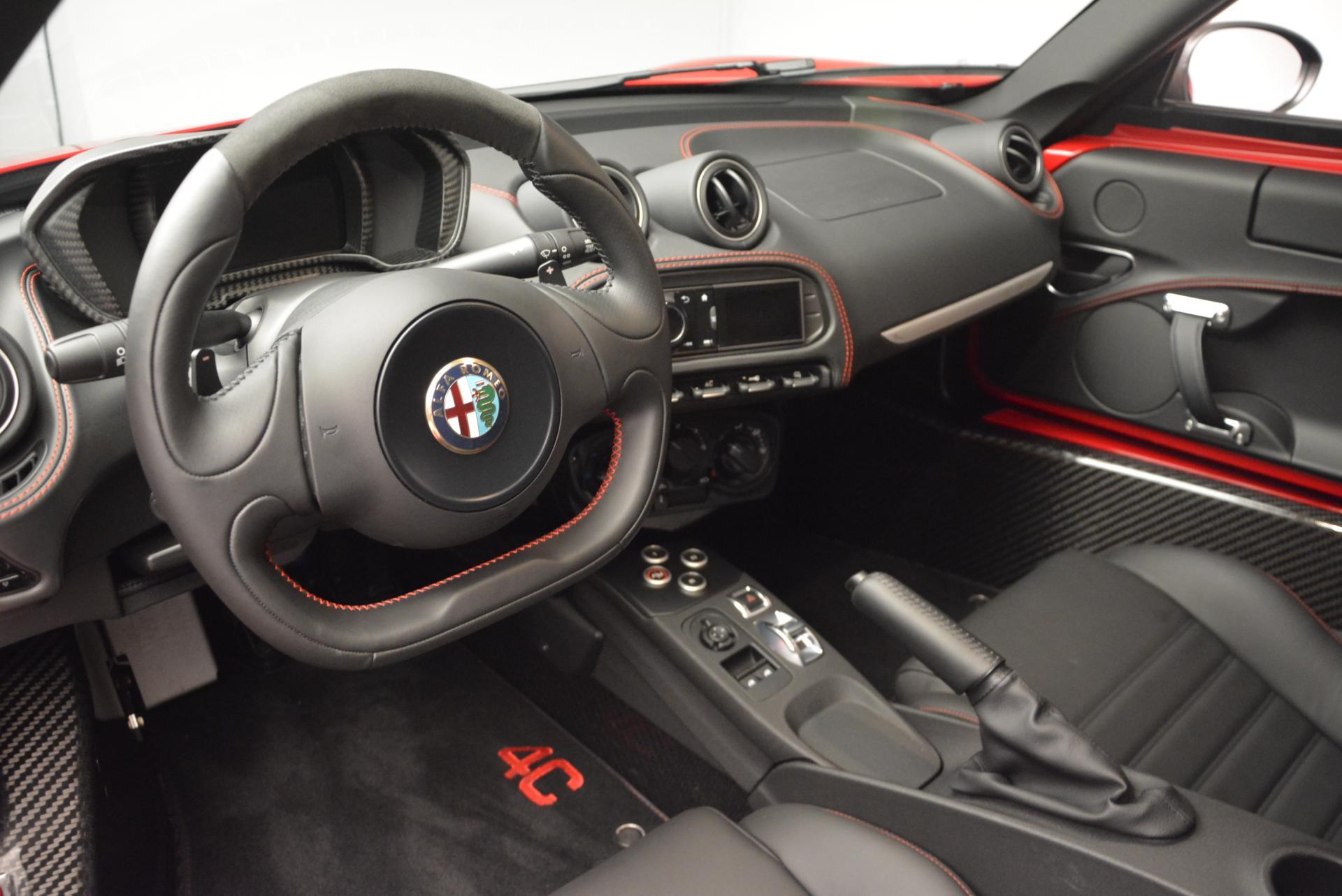 Used 2015 Alfa Romeo 4C  For Sale In Greenwich, CT 3_p14