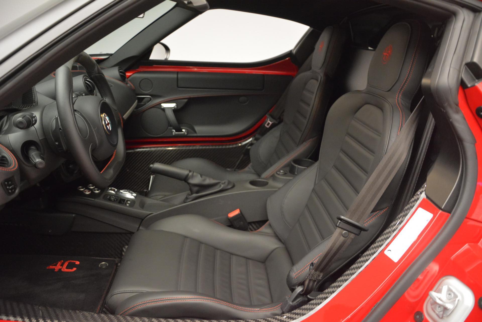 Used 2015 Alfa Romeo 4C  For Sale In Greenwich, CT 3_p15