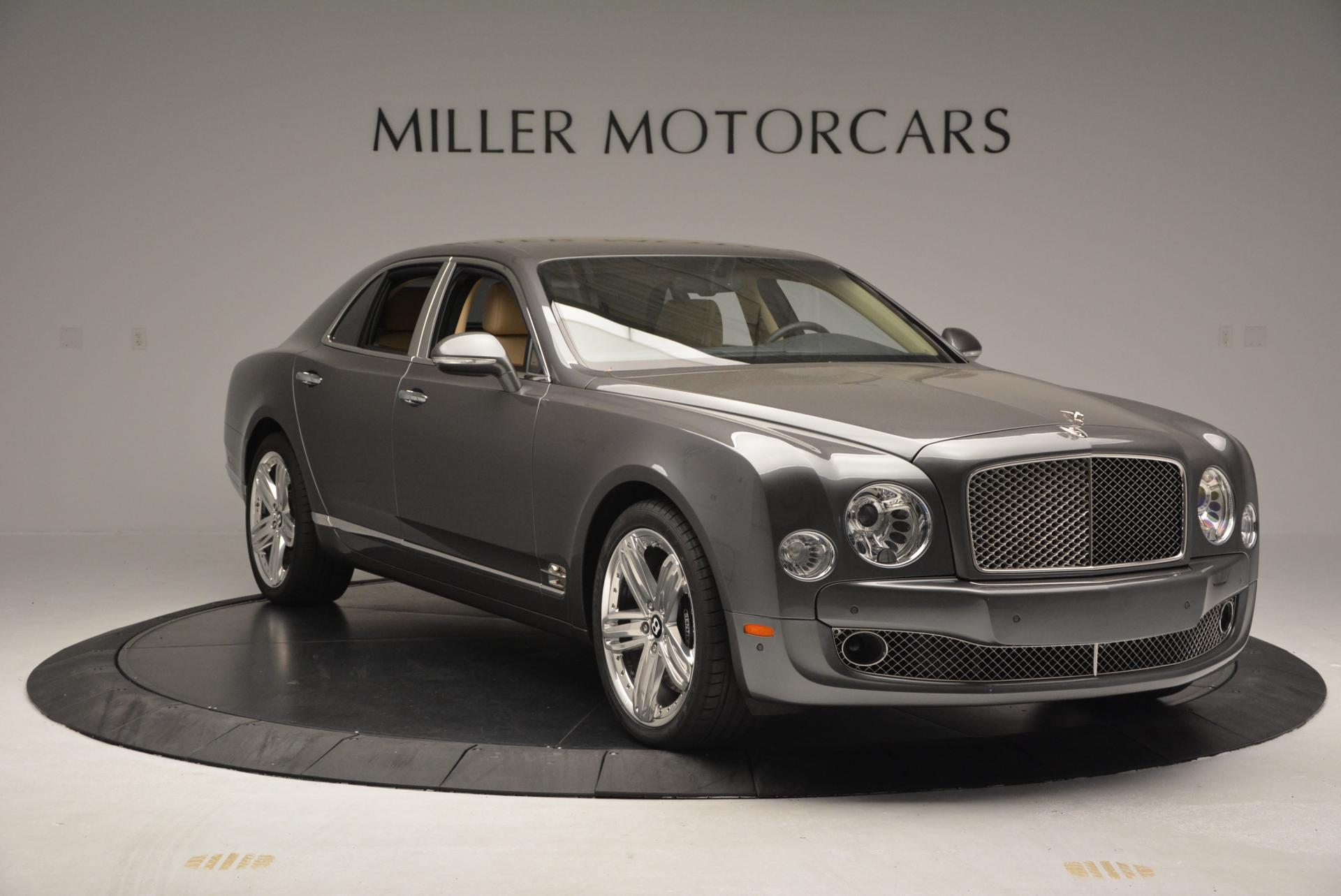 Used 2011 Bentley Mulsanne  For Sale In Greenwich, CT 30_p11